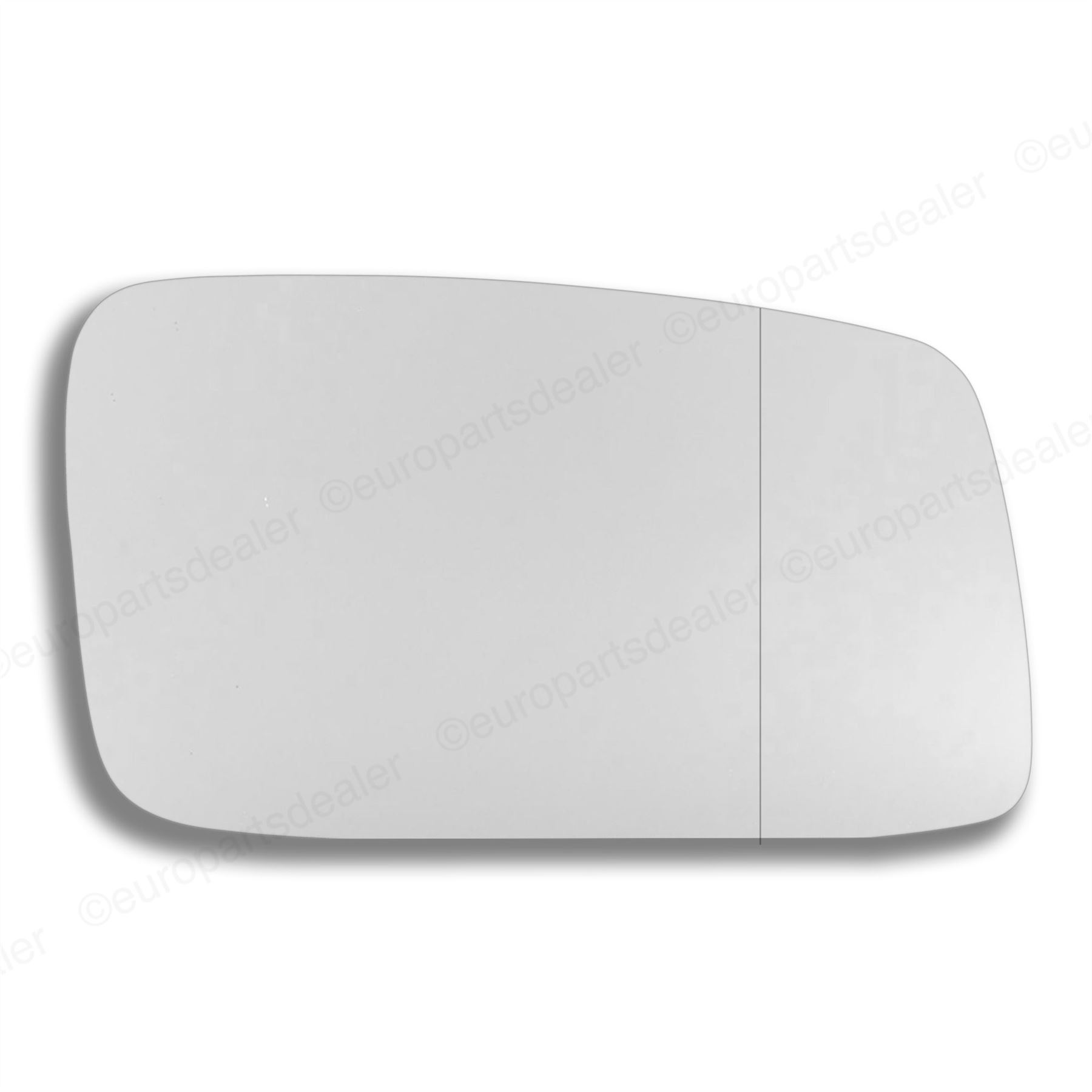 Volvo S70 V70 Right Driver wing mirror glass 1996-2000 side Wide Angle Heated