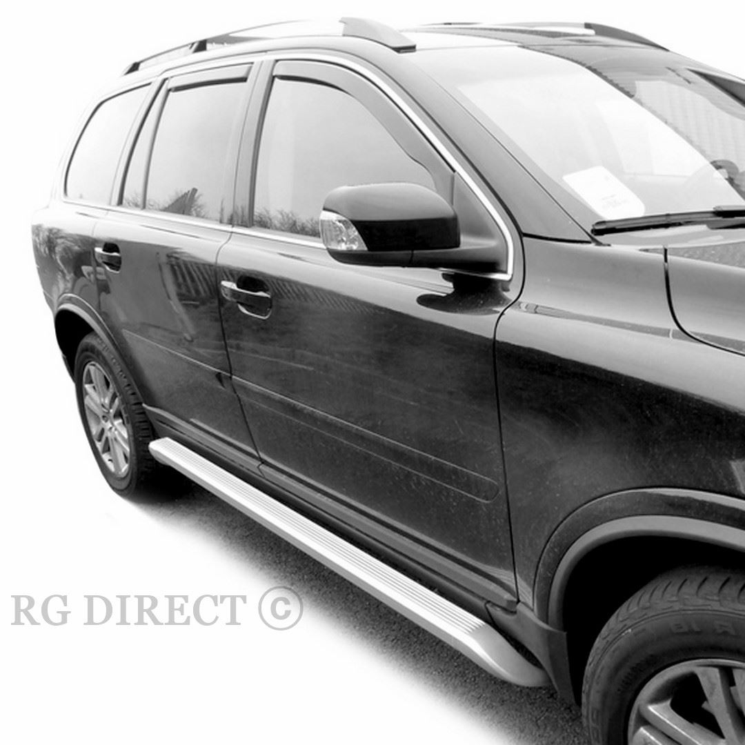 BRAND New OEM Style Running Boards Side Steps For Volvo