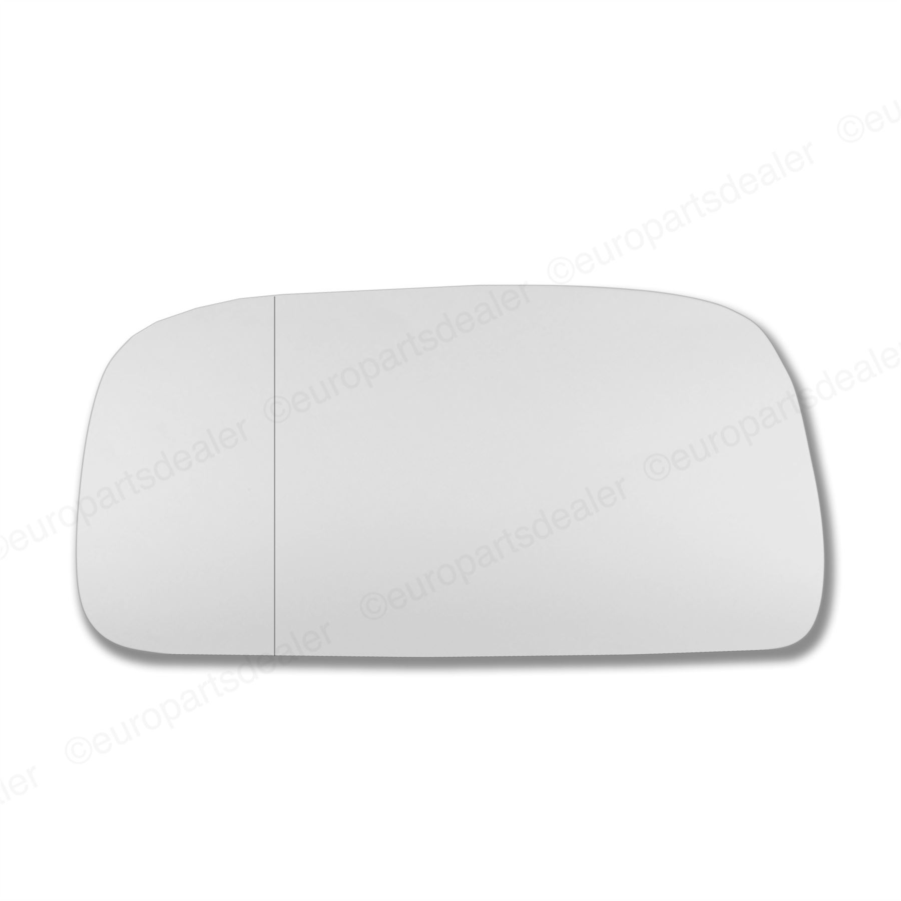 Right Driver Side WING DOOR MIRROR GLASS For Toyota Starlet Glanza 1996-1999