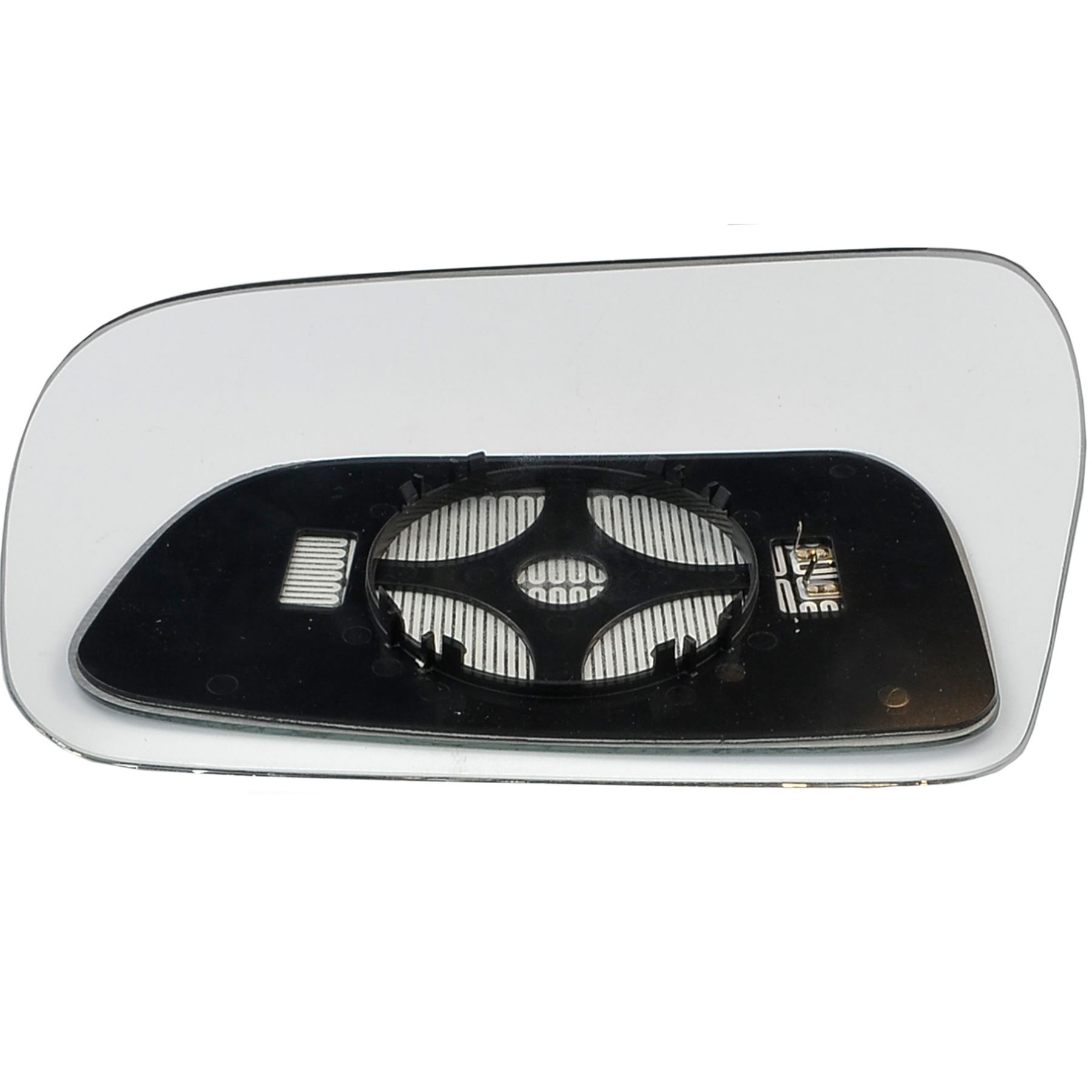Wing Mirror Glass For HYUNDAI TUSCON 2004-2009 Convex HEATED Left Side#JA013