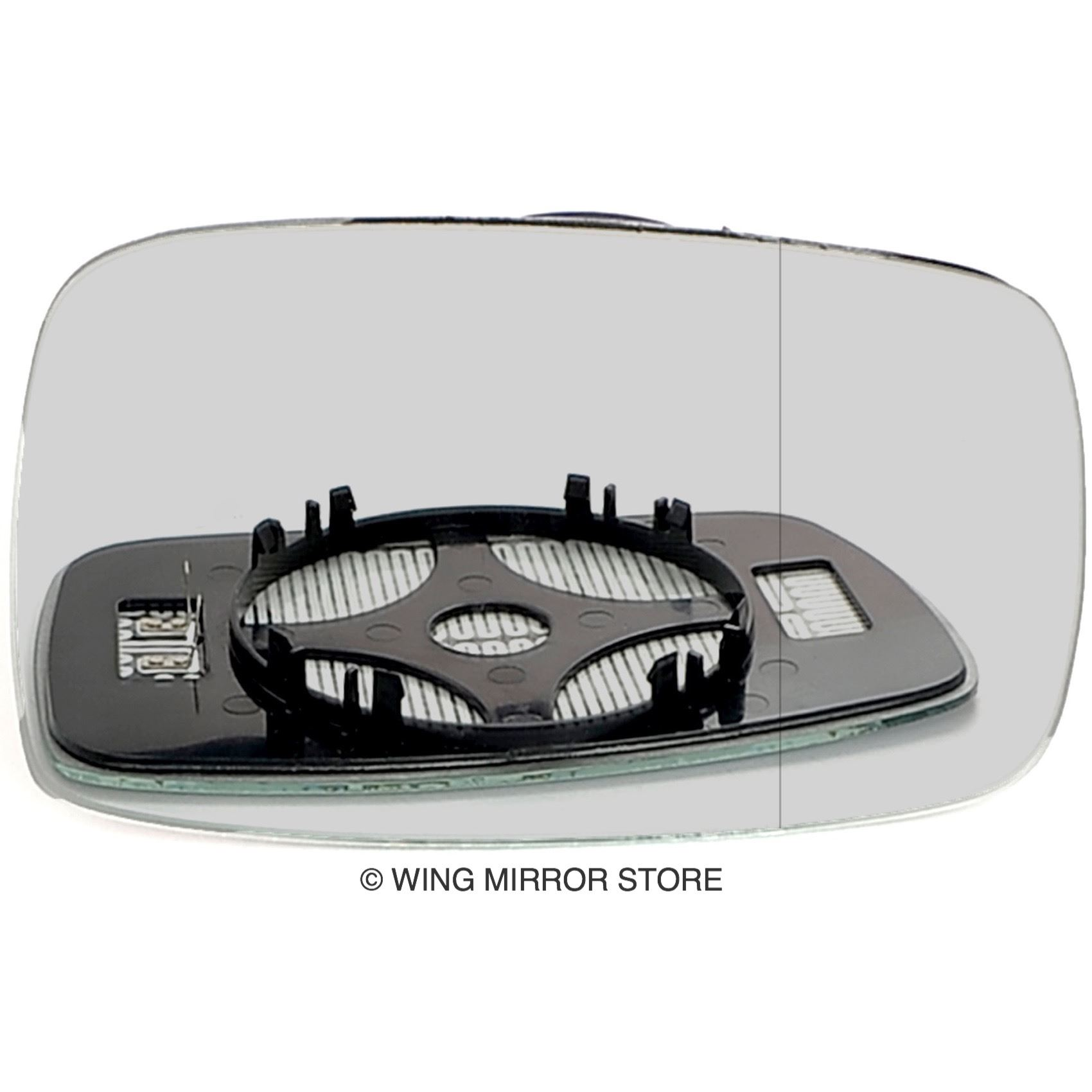 Left side for Volkswagen Corrado 1988-1995 heated wing door mirror glass