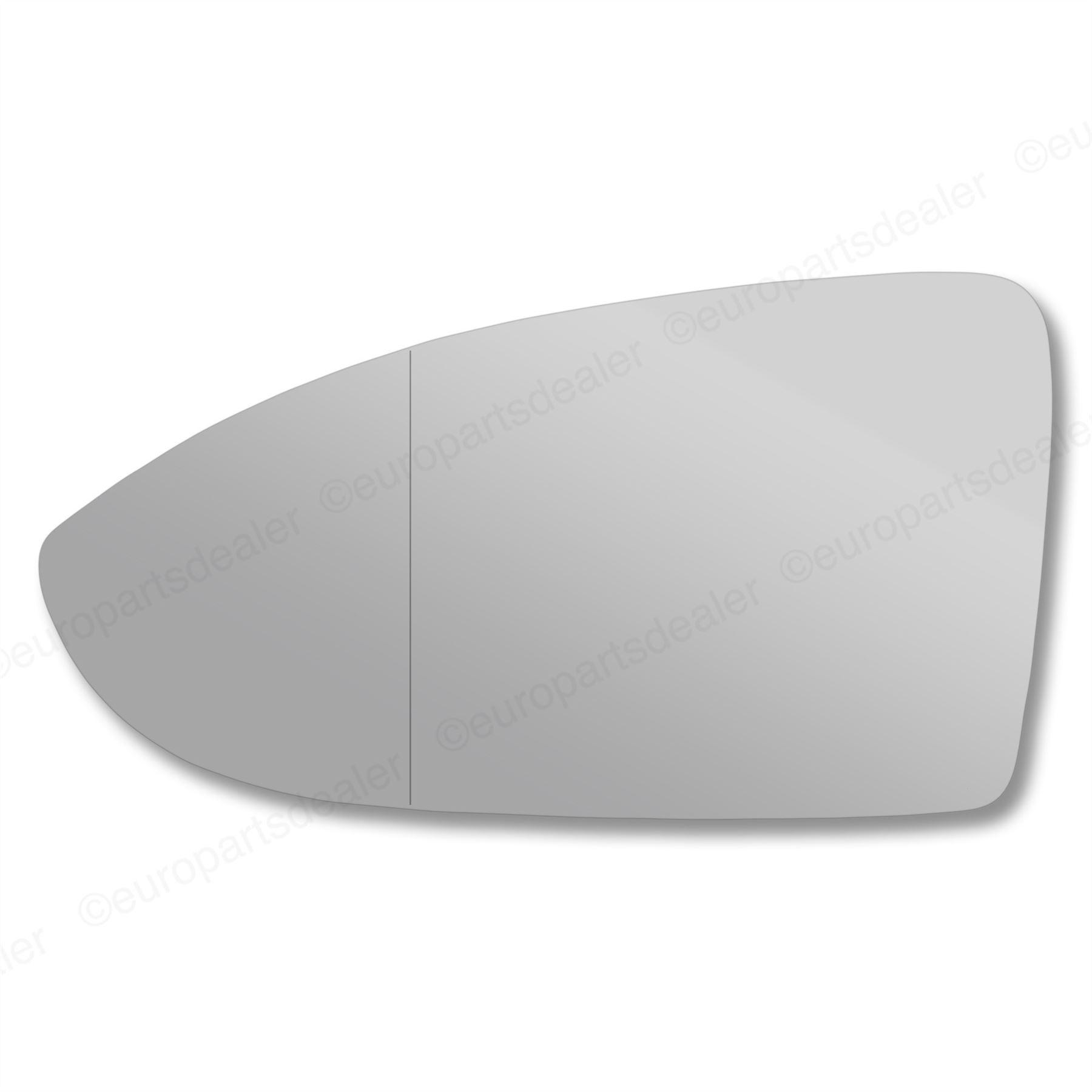 AD 2001 to 2008 Car Door Wing Mirror Glass UK Passenger Side