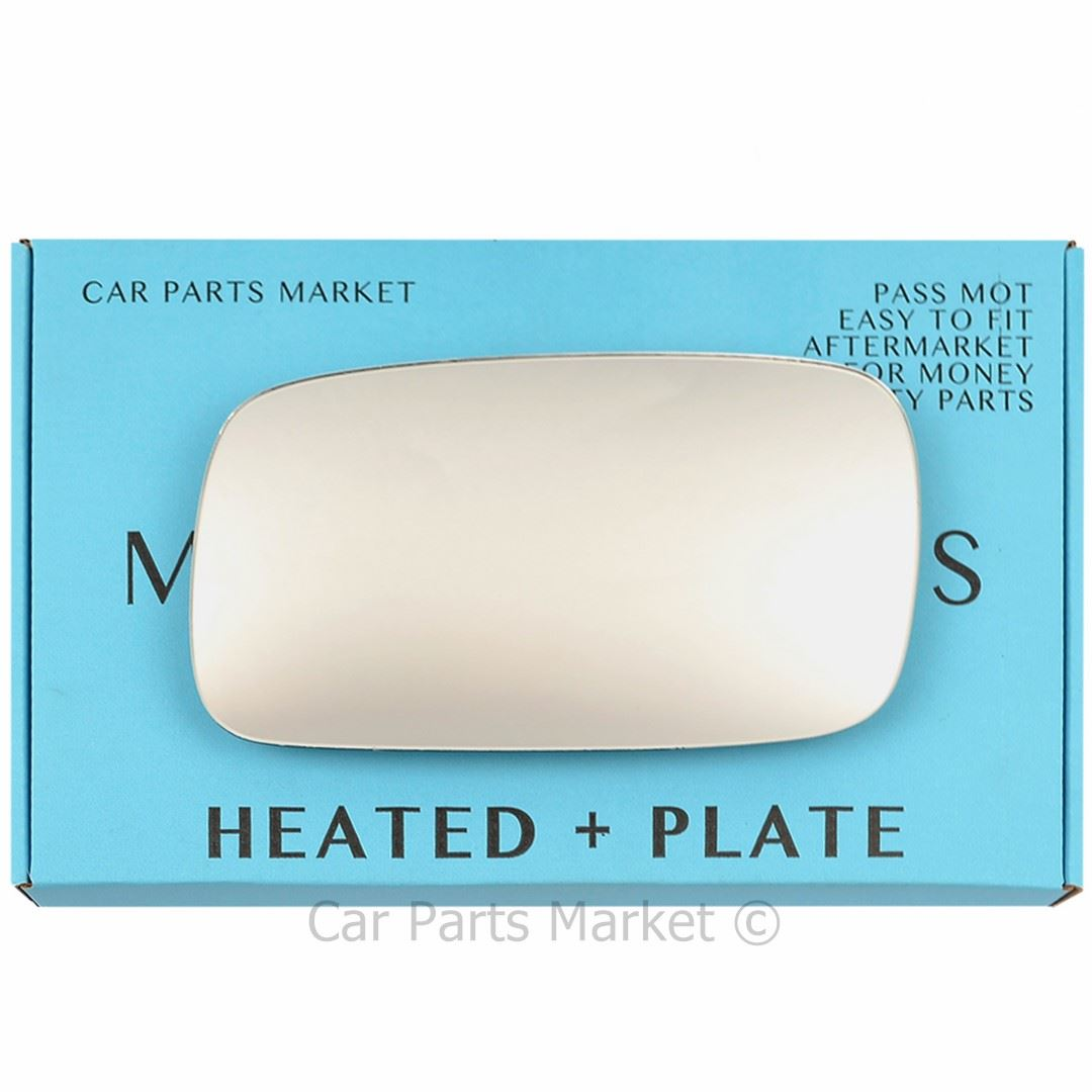 plate Right Wide Angle Wing door mirror glass for Vw passat b3 b4 88-97