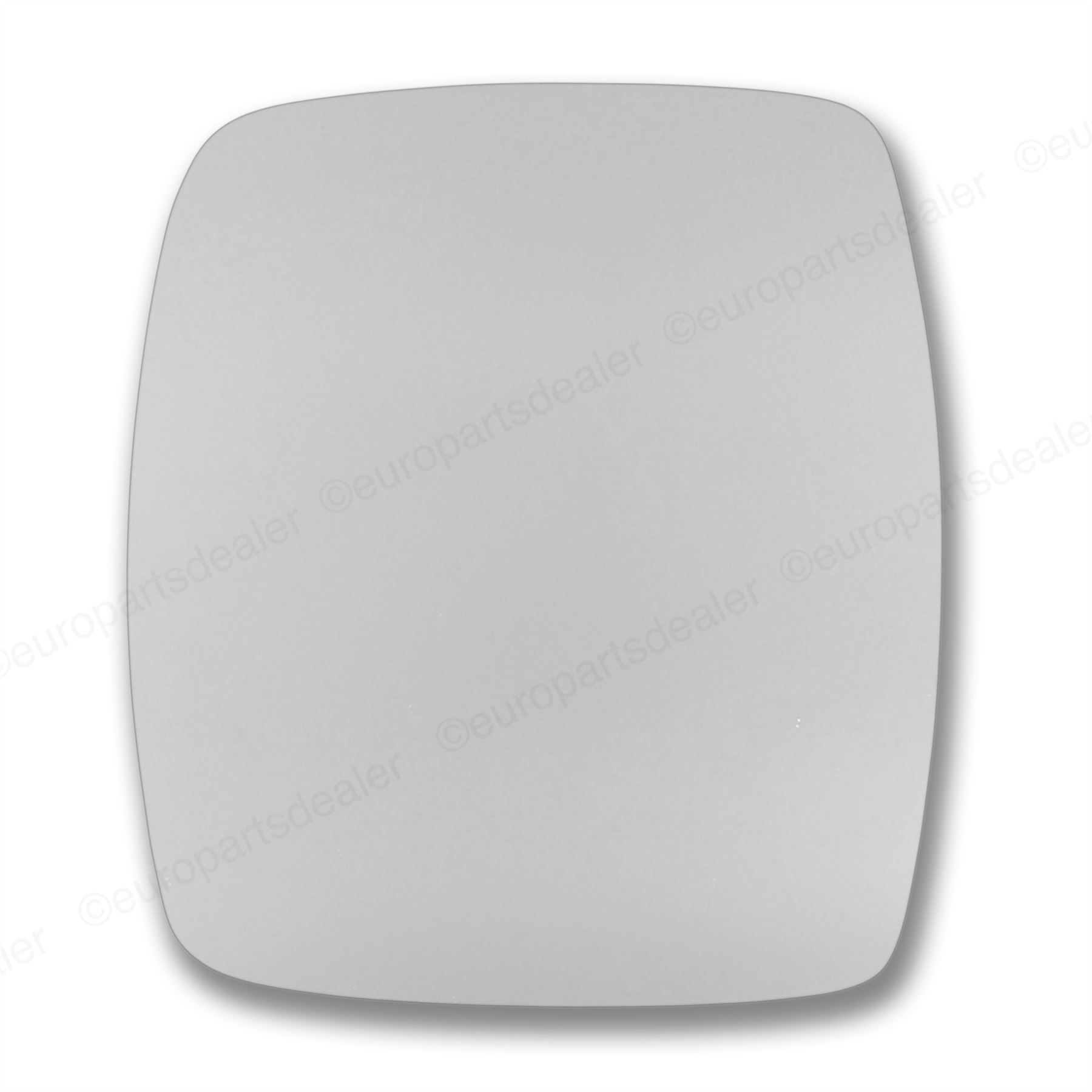 plate Left Passenger side Wing door mirror glass for Citroen C5 2008-16