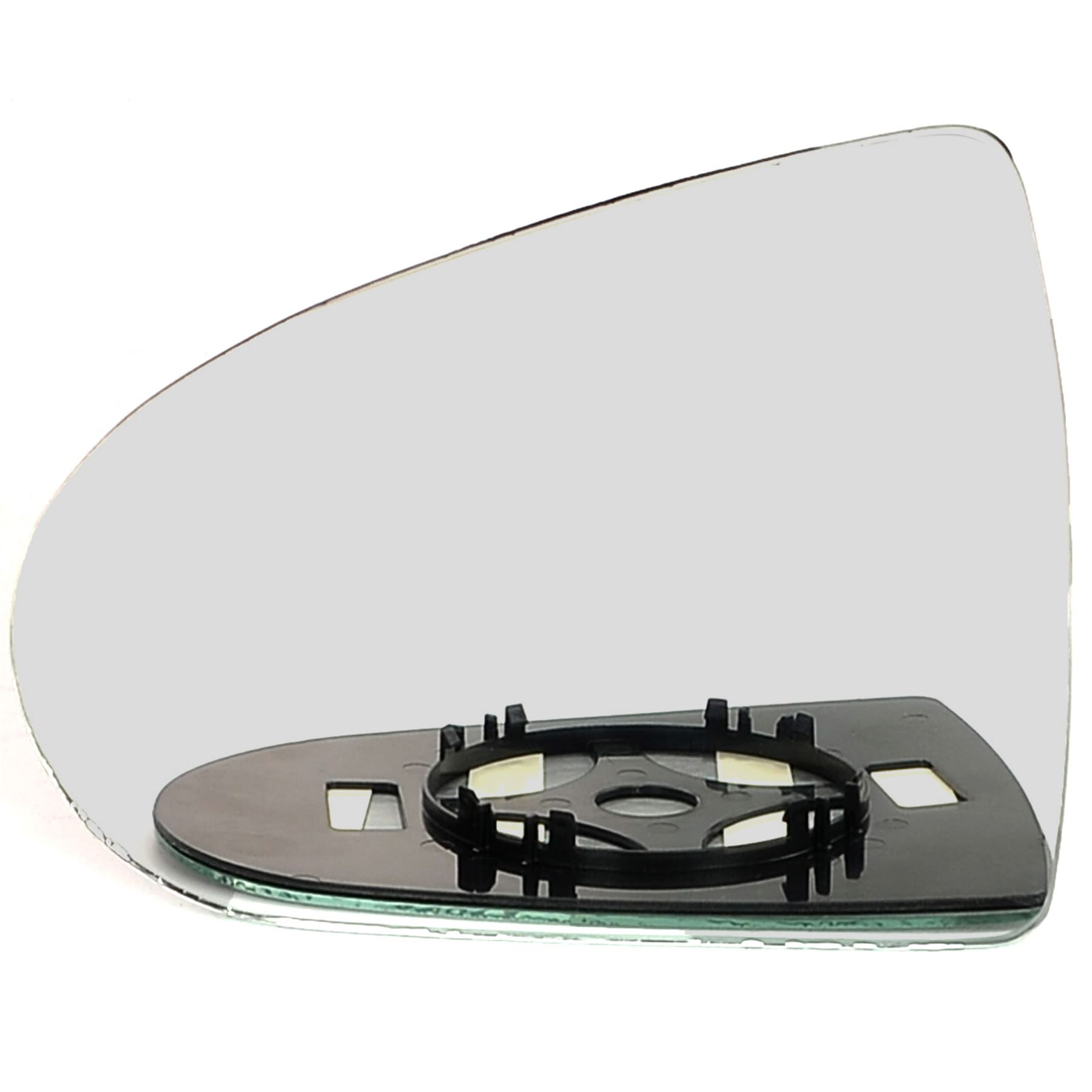 Cristal espejo de ala derecha lado del conductor para Mitsubishi Colt 2004-2012