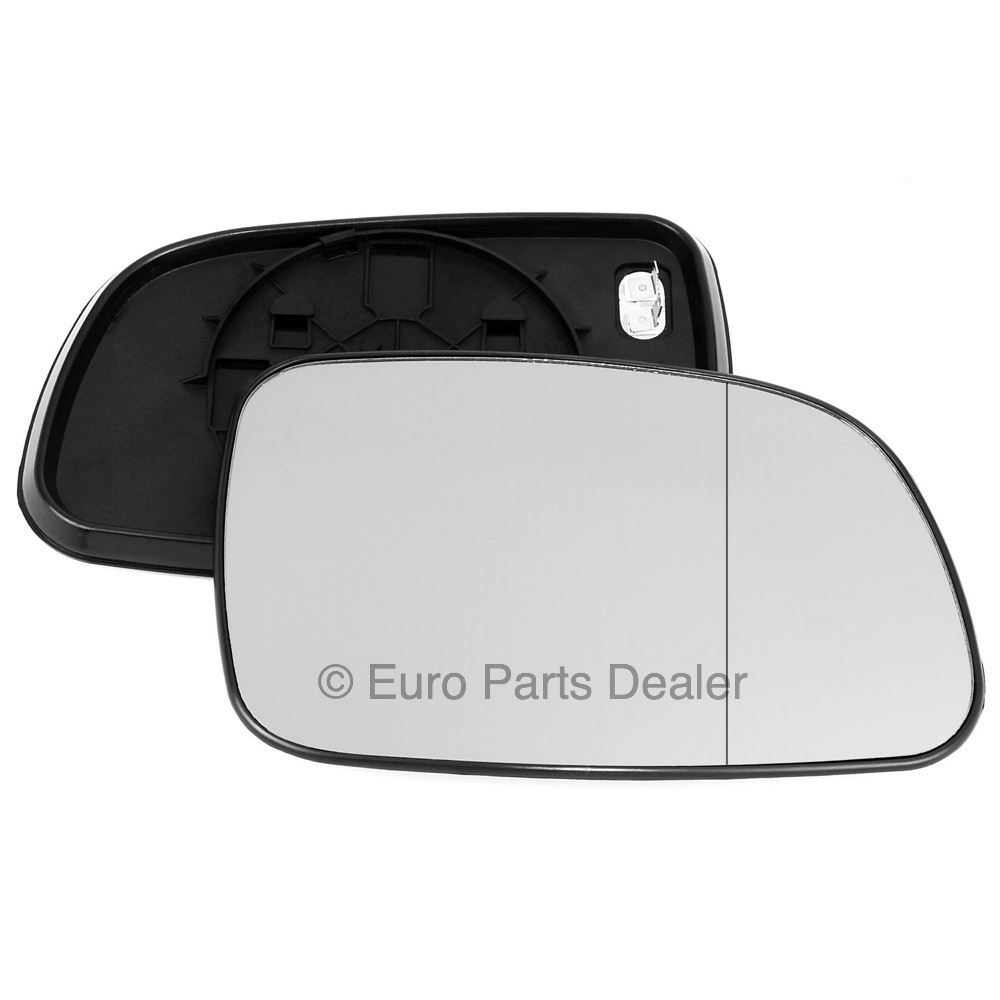 Driver Side Clip On Heated Wing Door Mirror Glass For Jeep Grand