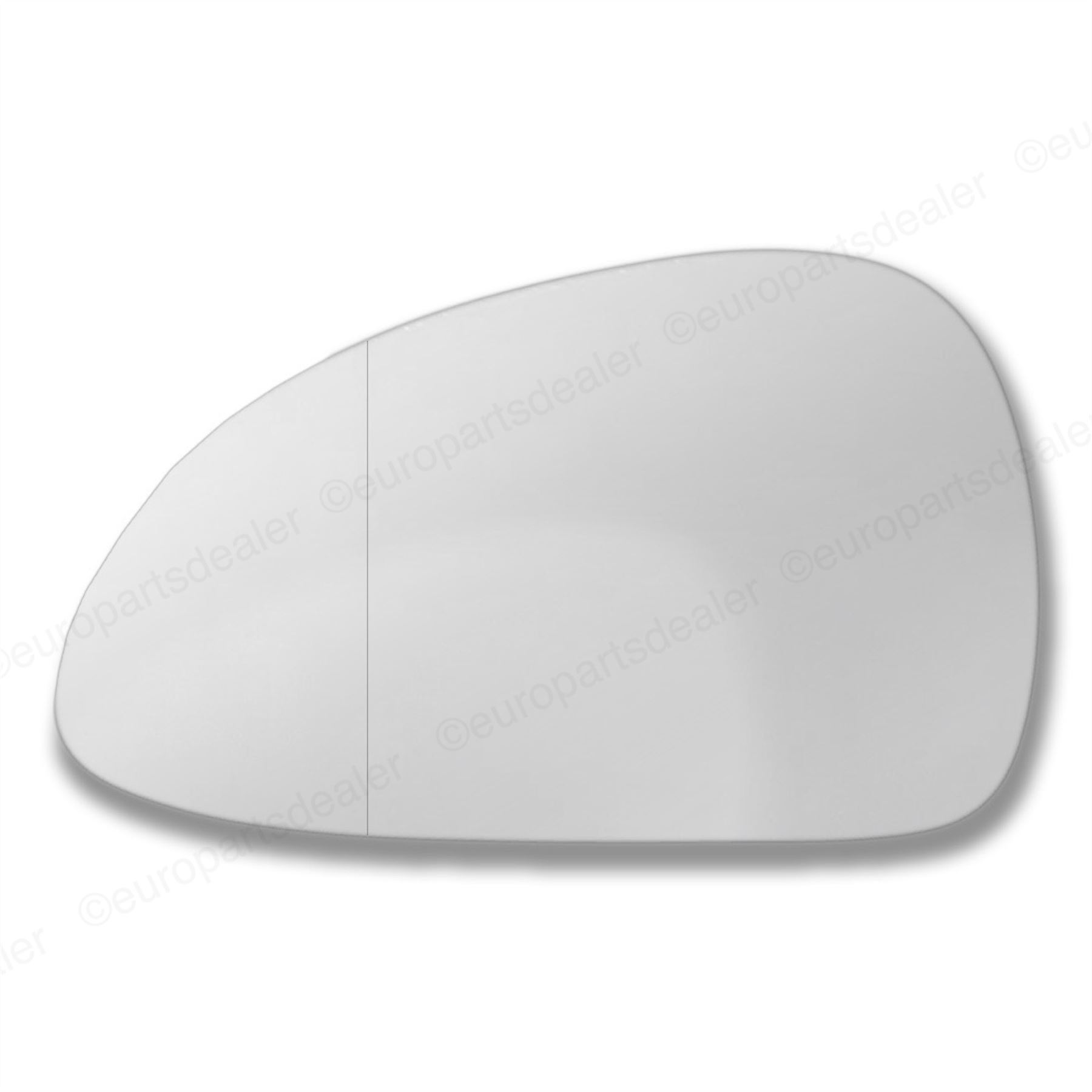 For Porsche 991 carrera 4 2012-2016 right hand side wing door mirror glass
