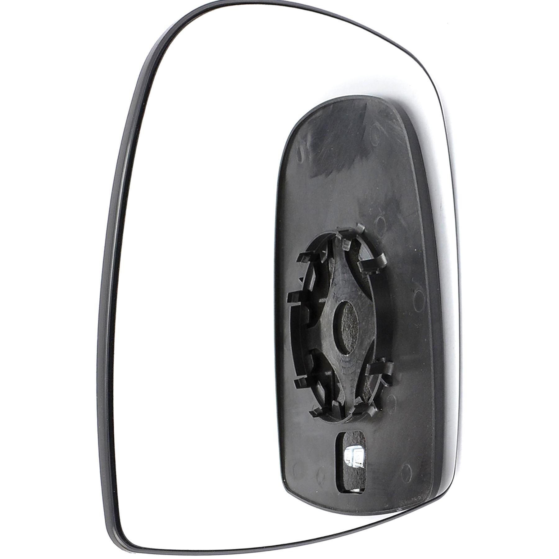 À Gauche Passager Chauffé Électrique Wing Door Mirror Glass for Audi A3 2003-2008