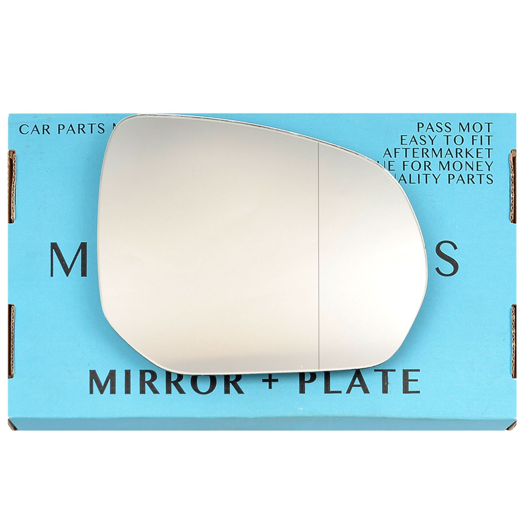 Right Driver Side Wide Angle Wing Door Mirror Glass for citroen c3 picasso 09-16