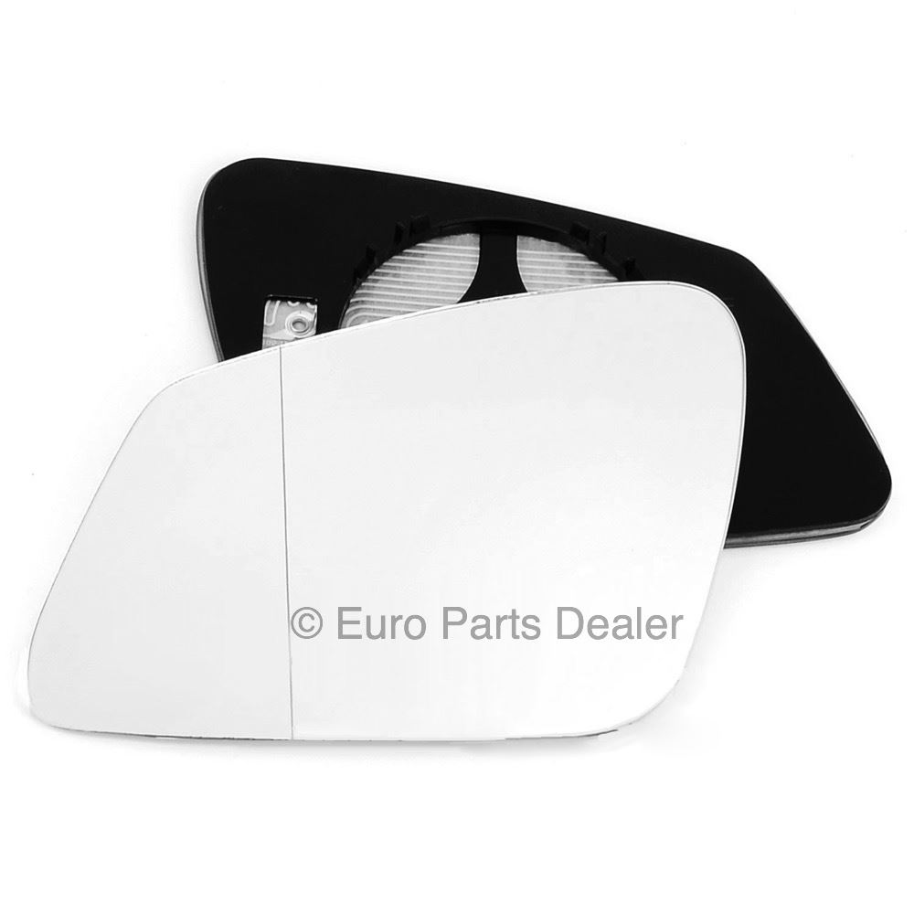 Right Driver side Wide Angle wing mirror glass for BMW 3 Series 2012-2019 Heated