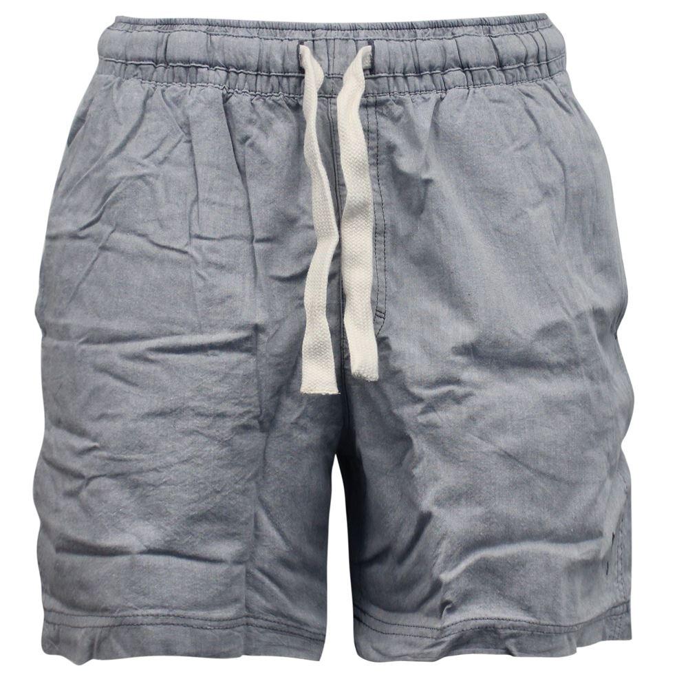 Puma Estilo Mens Folkstone Gris Como De Algodon Pantalones Cortos De Mezclilla 512448 13 Dd31 Control Ar Com Ar