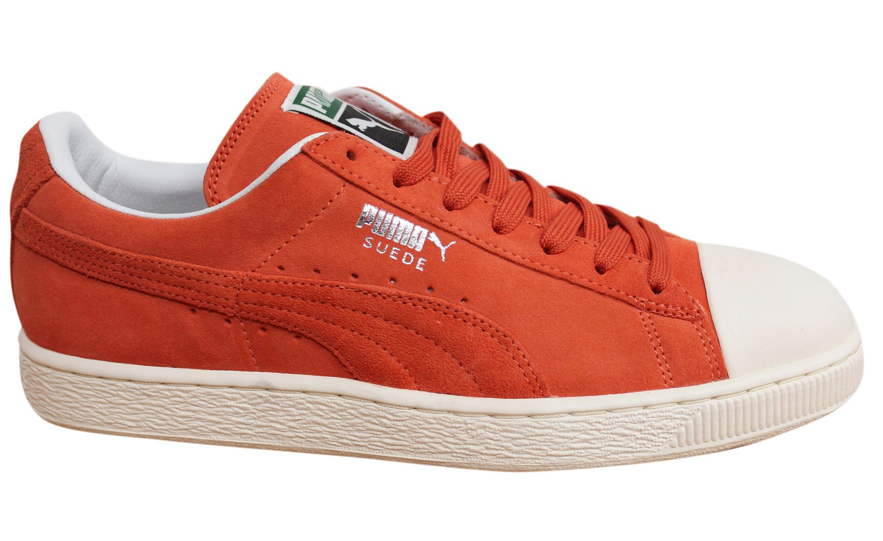 Details about Puma Suede Classic B boy Fabulous Sneakers Red Size 5.5