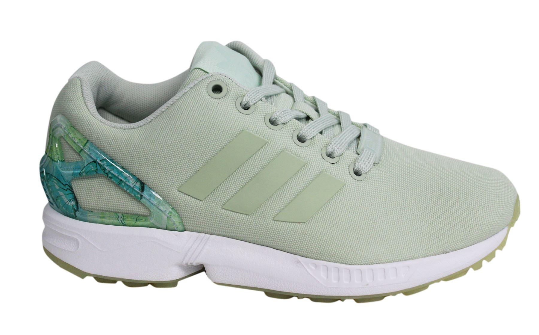 scarpe adidas verde donna tessuto