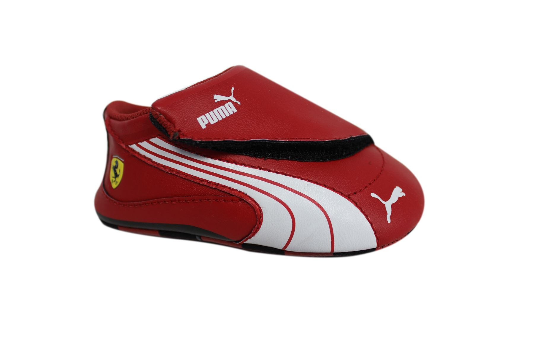Details about Puma Drift Cat 4 L SF Crib Soft Sole Red Synthetic Baby Shoes 303976 06 EE15