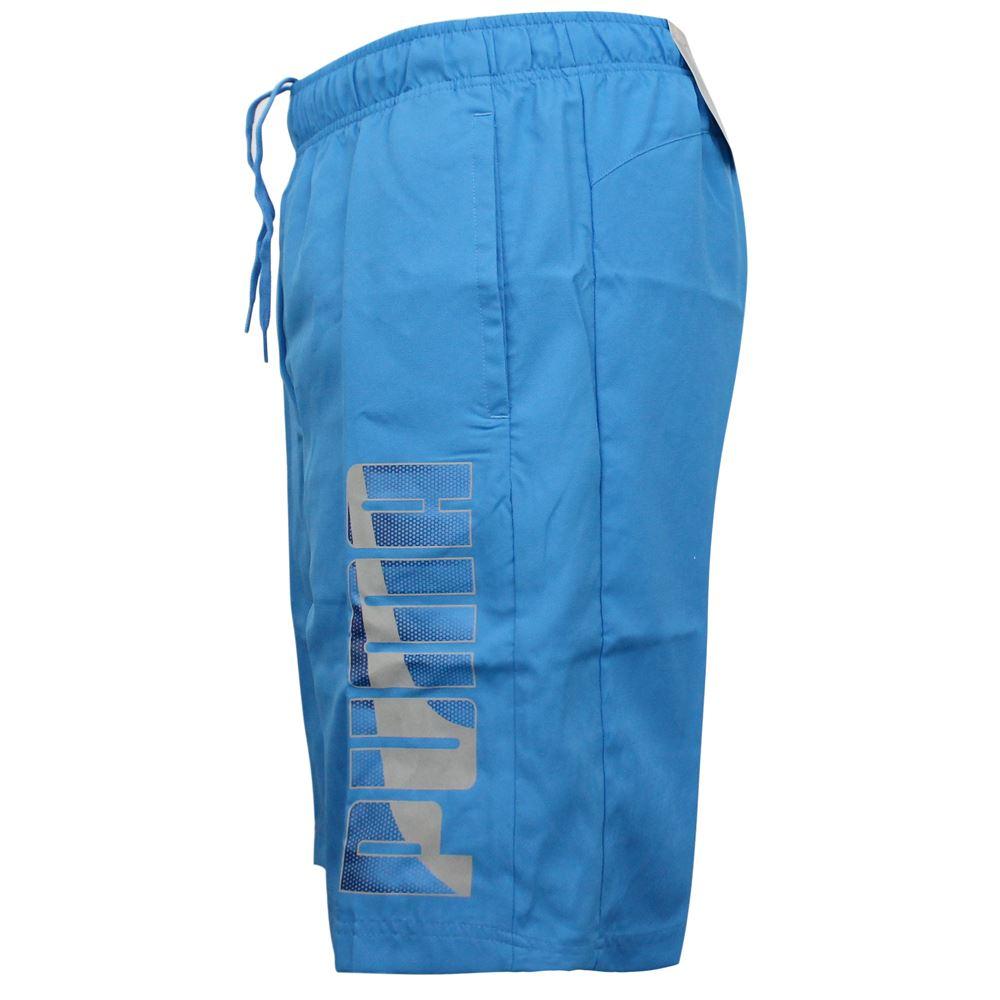 ca0e4d34d731 Puma Hero Woven Regular Fit dryCELL French Blue Mens Shorts 838327 42 UA51
