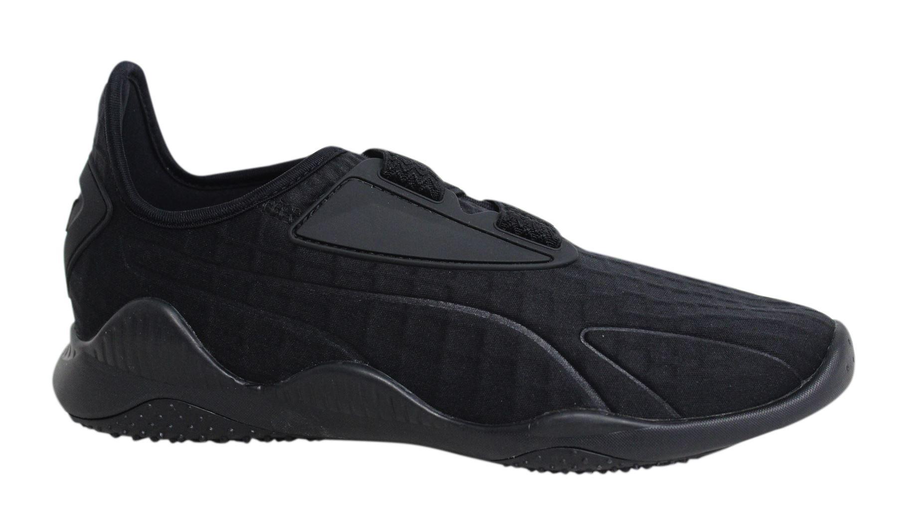 107ddbde17921 Puma Mostro Sangle Up Textile Noir Baskets pour Femme 363391 01 U8 ...