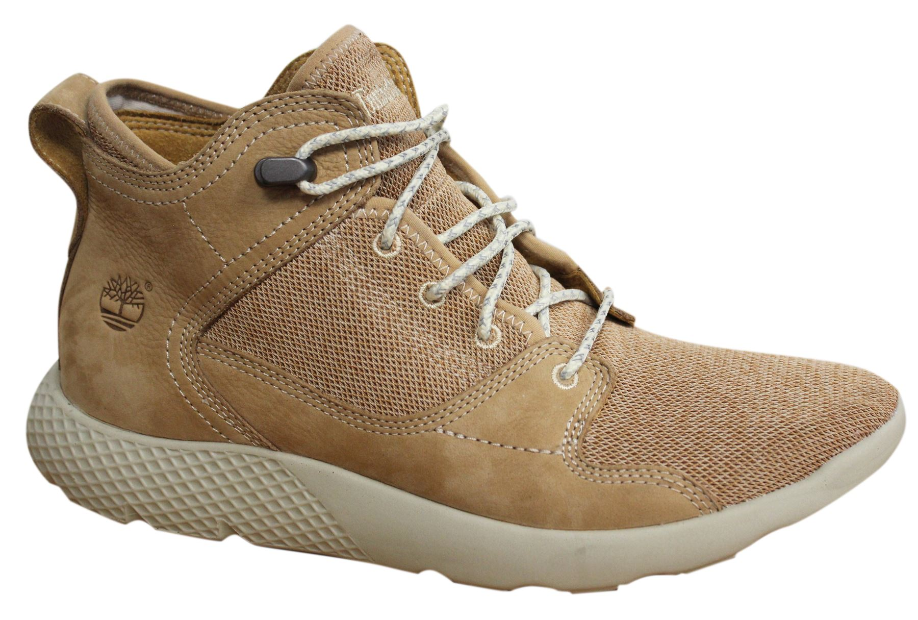 Details about Timberland Earthkeepers Flyroam Aerocore Lace Up Brown Textile Trainers A1HRP D1