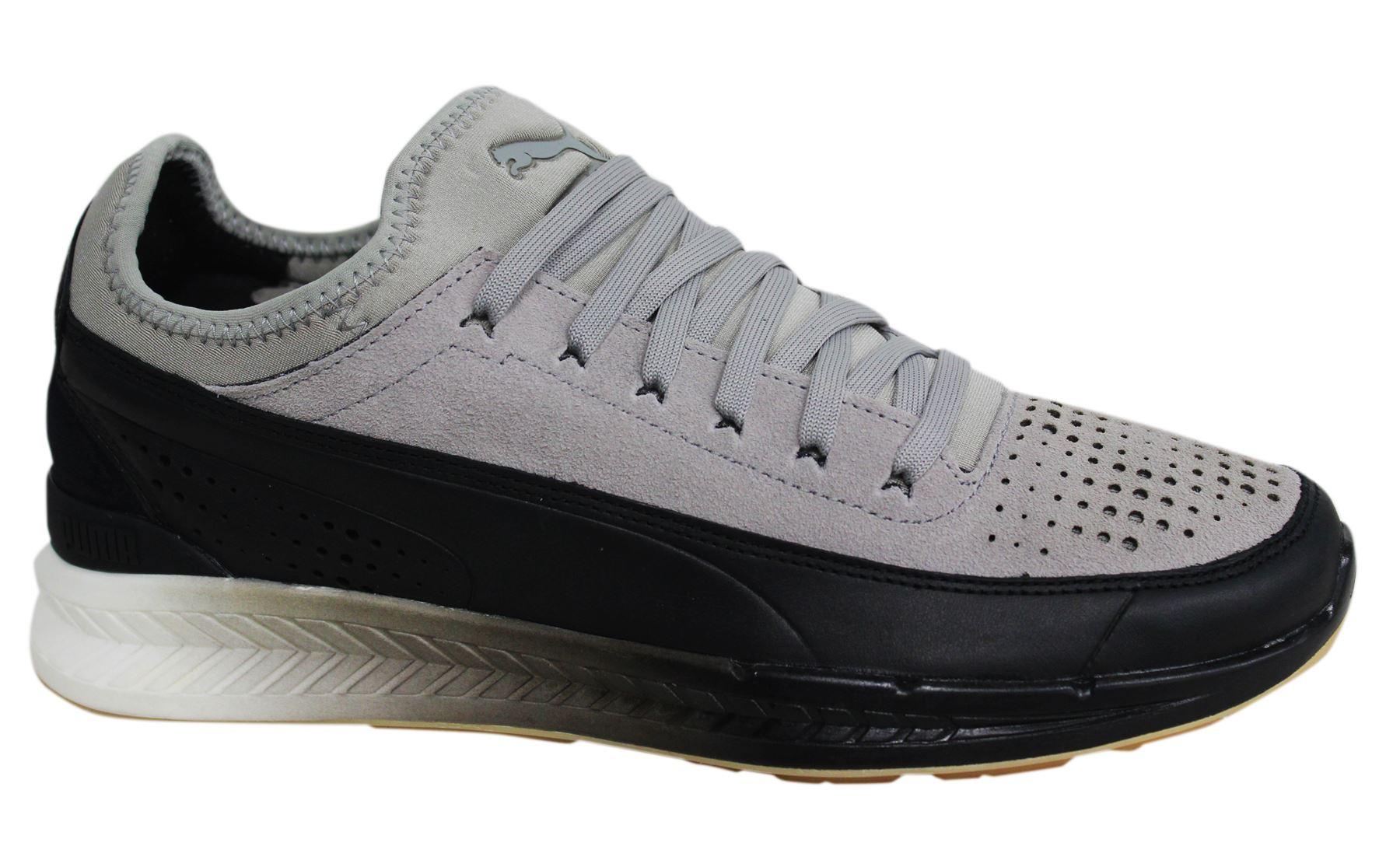 ebcdcc32634 Puma Ignite Sock Select con lacci grigio nere da Uomo Scarpe Ginnastica  360100. 364092 02 Scarpe Puma Basket Platform ...