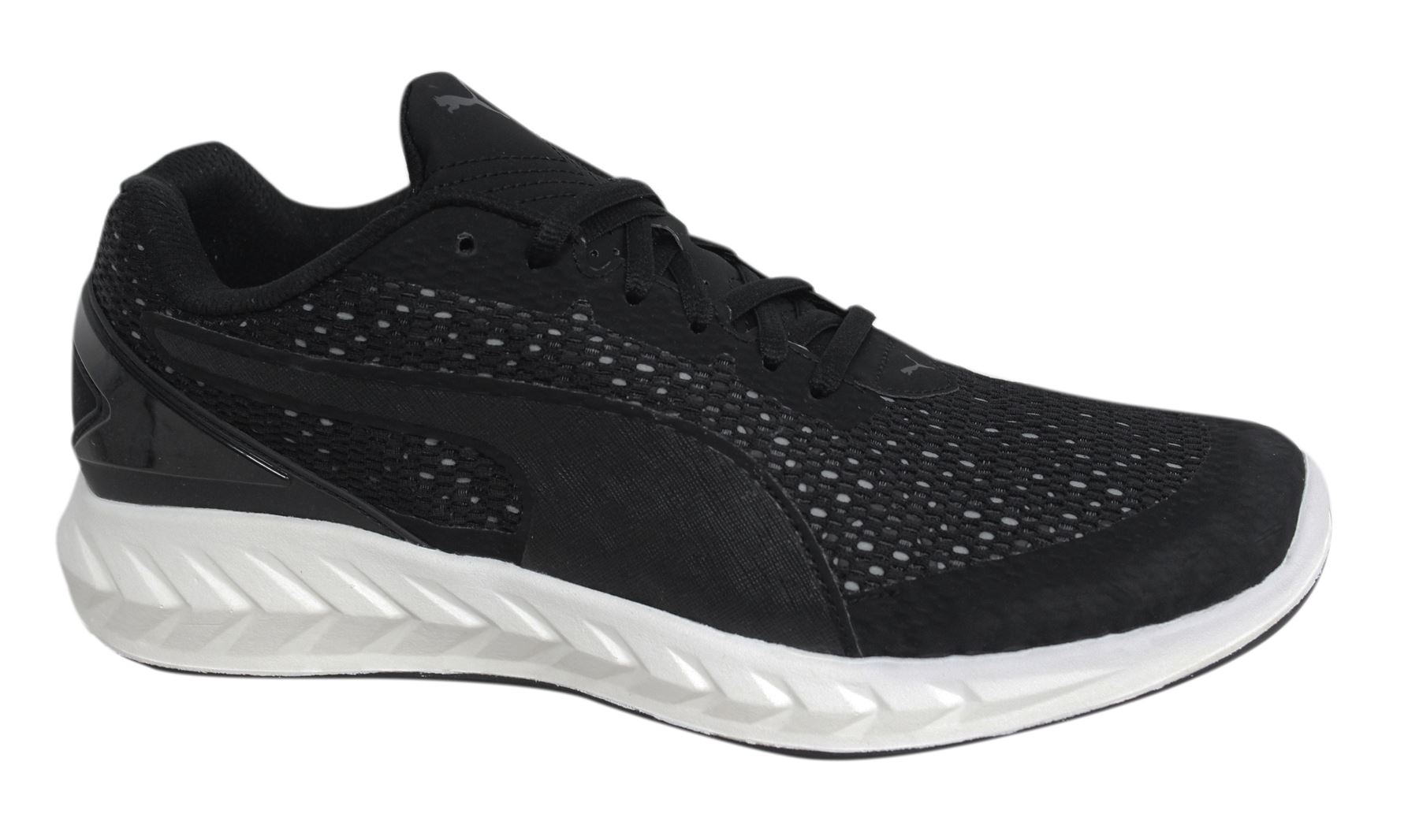 08c50e7f5e8 Puma Ignite Ultimate Layered Mens Lace Up Trainers Running Shoes 188999 02  D116
