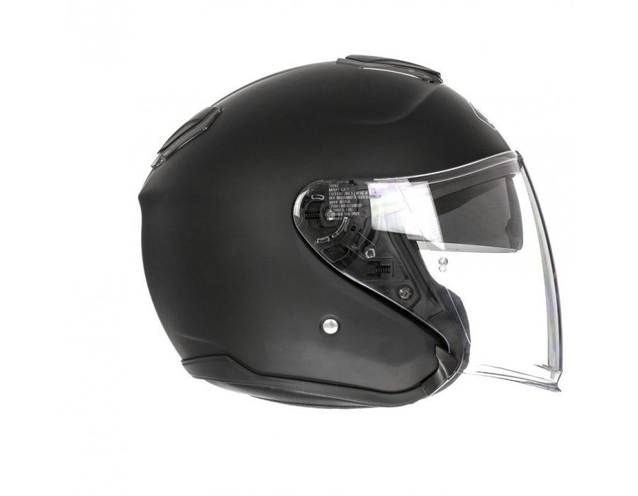 a66d04f3 Shoei J-Cruise Matt Black Open Face Motorcycle Helmet | eBay
