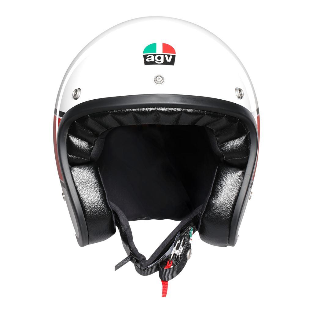 AGV Legends X70 Open Face Motorcycle Helmet