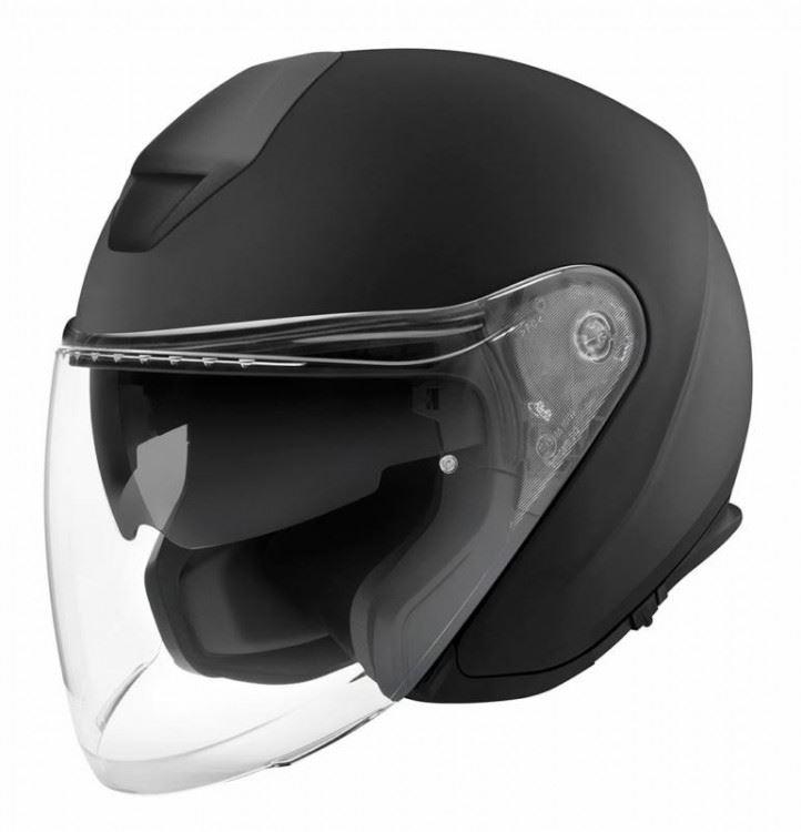 BLACK Genuine SCHUBERTH PEAK M1 Motorcycle Helmet