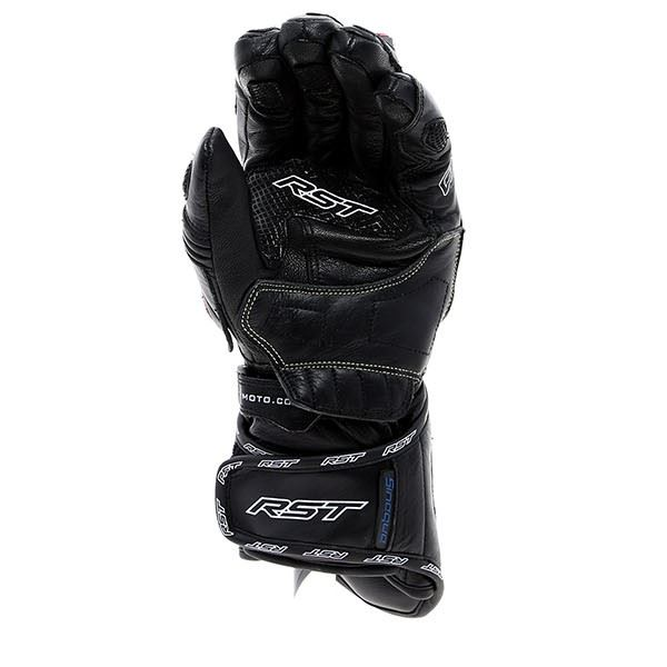 RST-Tractech-Evo-CE-2583-WP-Motorcycle-Glove-Black