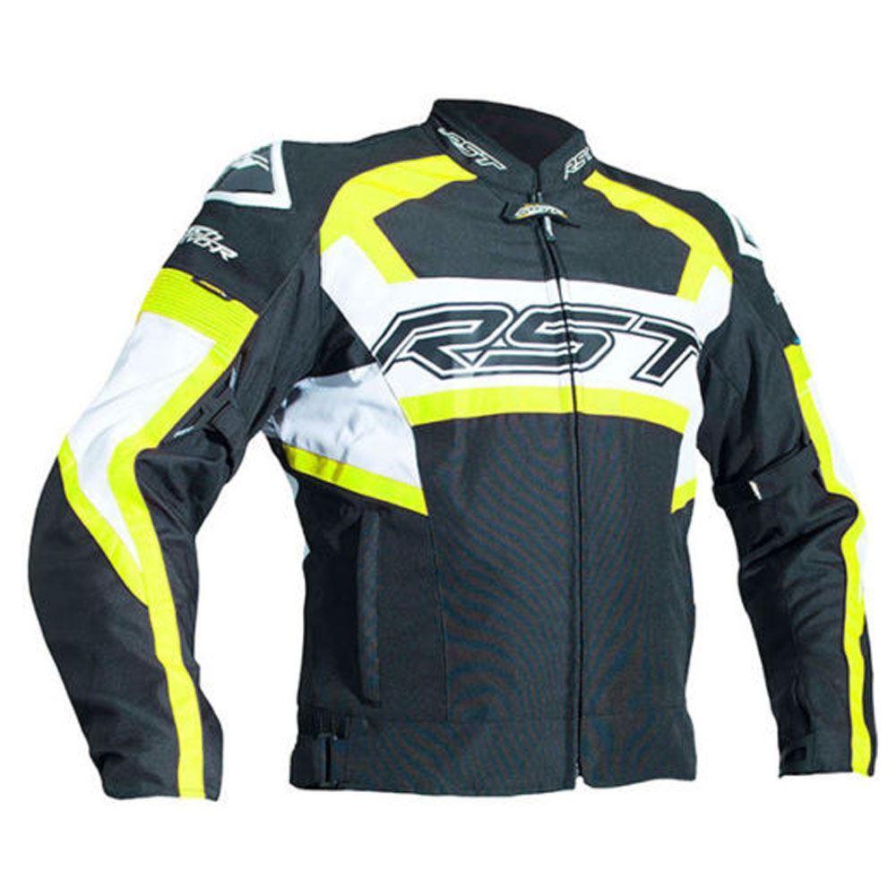 RST-2048-Tractech-Evo-R-Ce-Textil-Chaqueta-Negro-Fluorescente-Amarillo