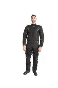 Premi-re-moto-Pro-Series-1702-ventilateur-V-Textile-Mens-Jacket-Black