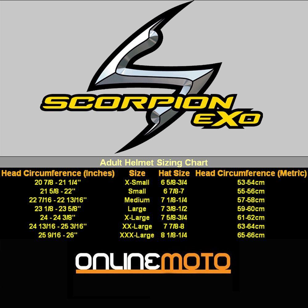 Scorpion-Exo-510-Mat-Noir-Moto-Casque