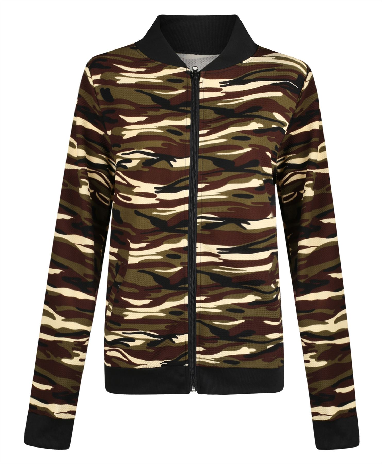 Looks - How to camouflage a wear print jacket video