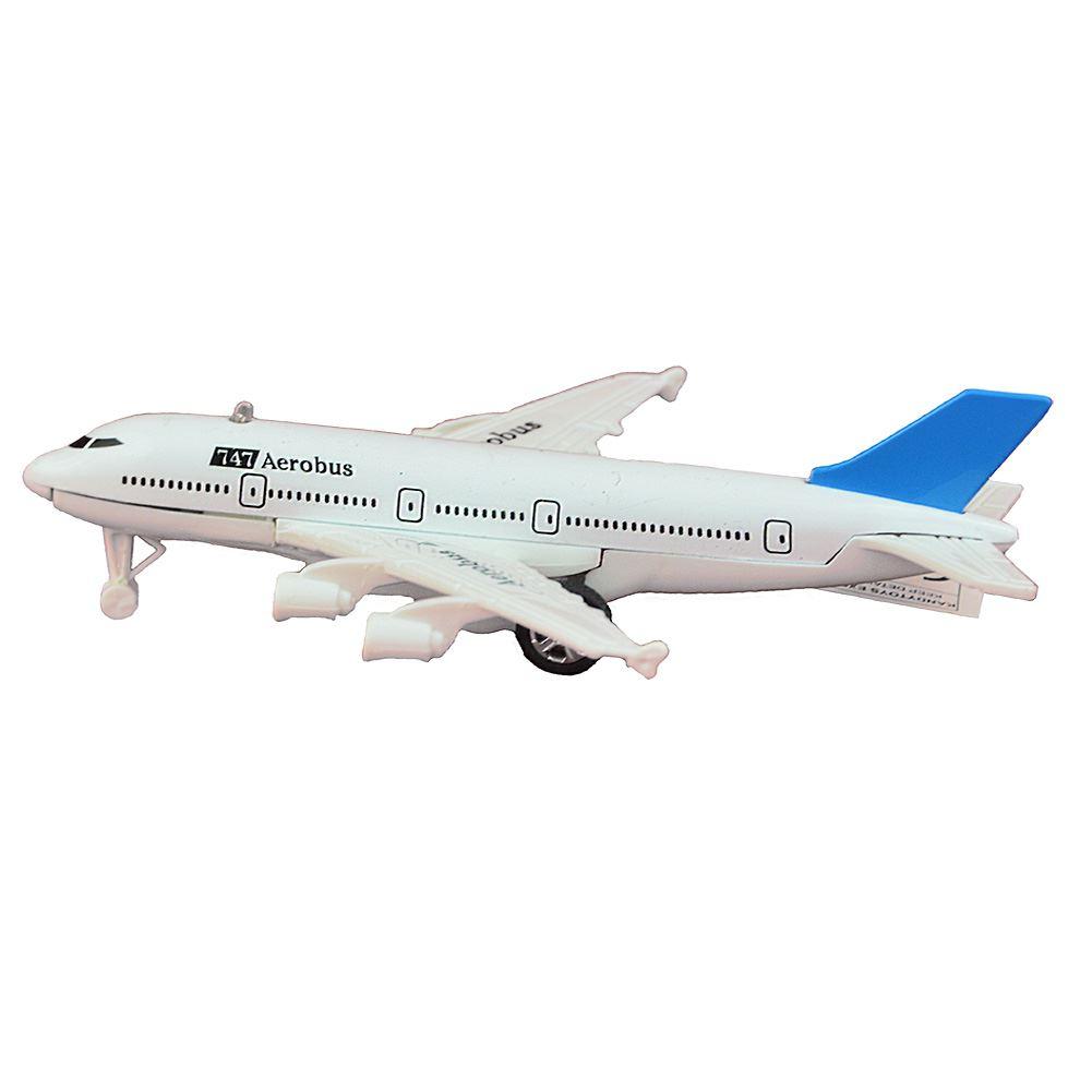 kids toy aerobus 747 boeing airplane toy light