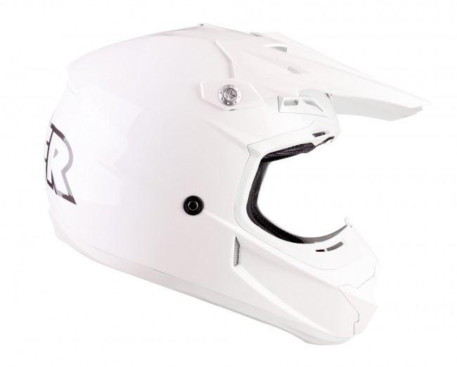 Lazer-X7-Motocross-Helmet-Solid-White-X-Line-MX-Enduro-Off-road-Quad thumbnail 5