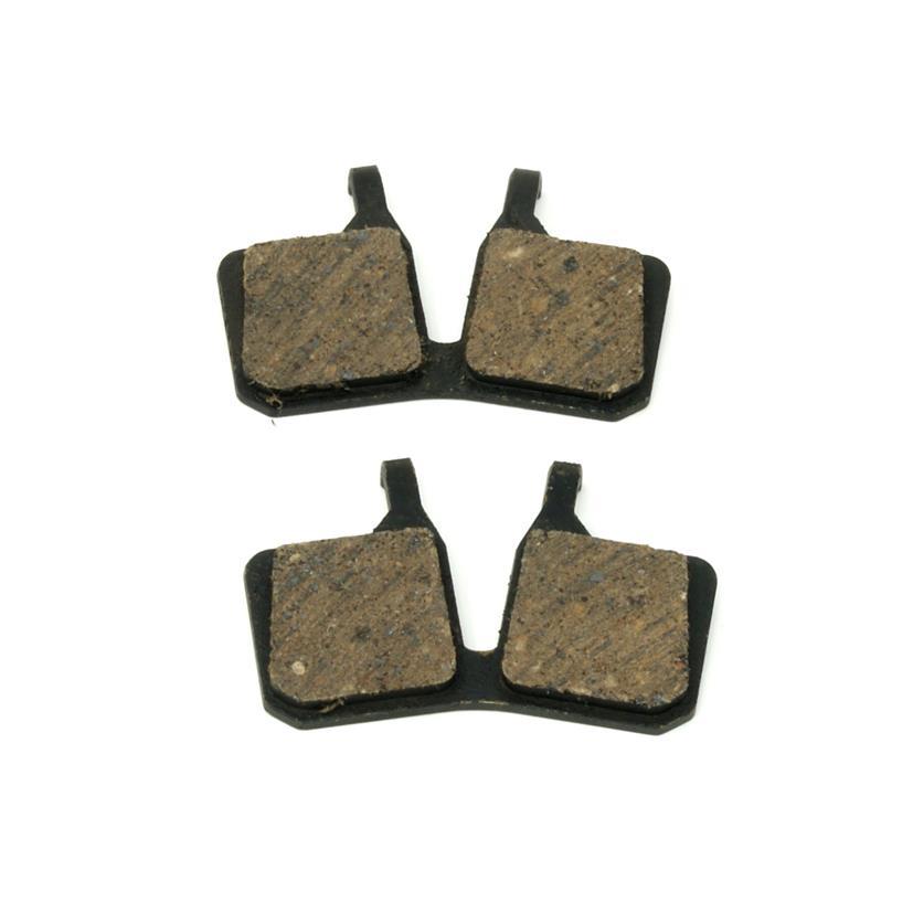 Metallic For Magura MT5 and MT7 4-Piston 4 Pairs Bicycle Brake Pads Semi
