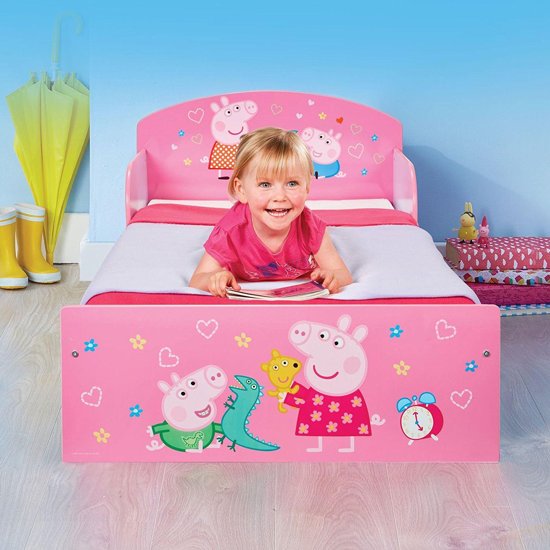 miniatura 34 - KIDS CHARACTER TODDLER BEDS - BOYS GIRLS BEDROOM DISNEY