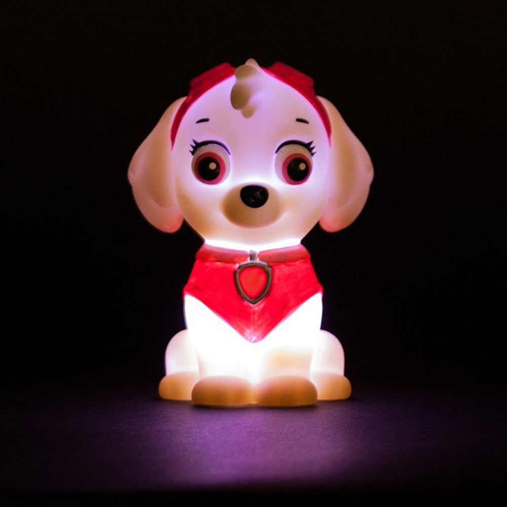 Paw Patrol Illumi Mates Colour Changing Led Lights Chase