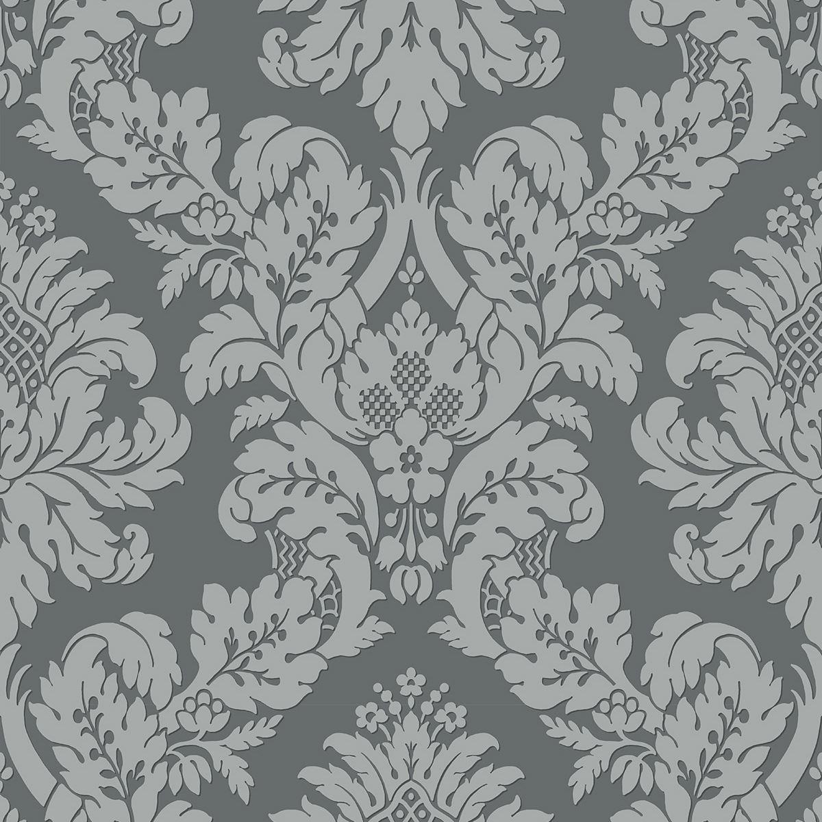 UK21110-Peartree marbre gris papier peint