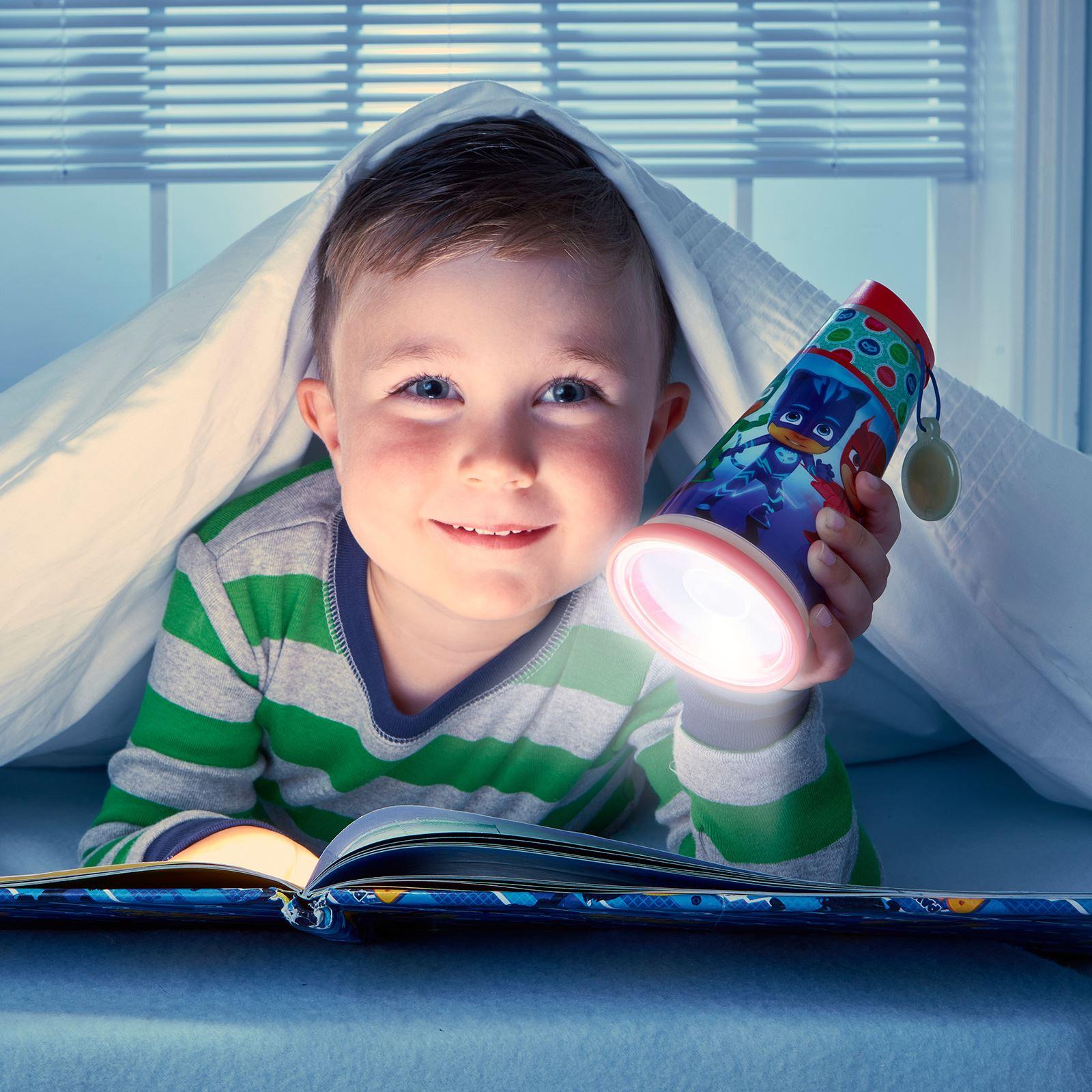 Indexbild 70 - Go Glow Nacht Beam Kipp Torch Beleuchtung Licht Kinder Schlafzimmer