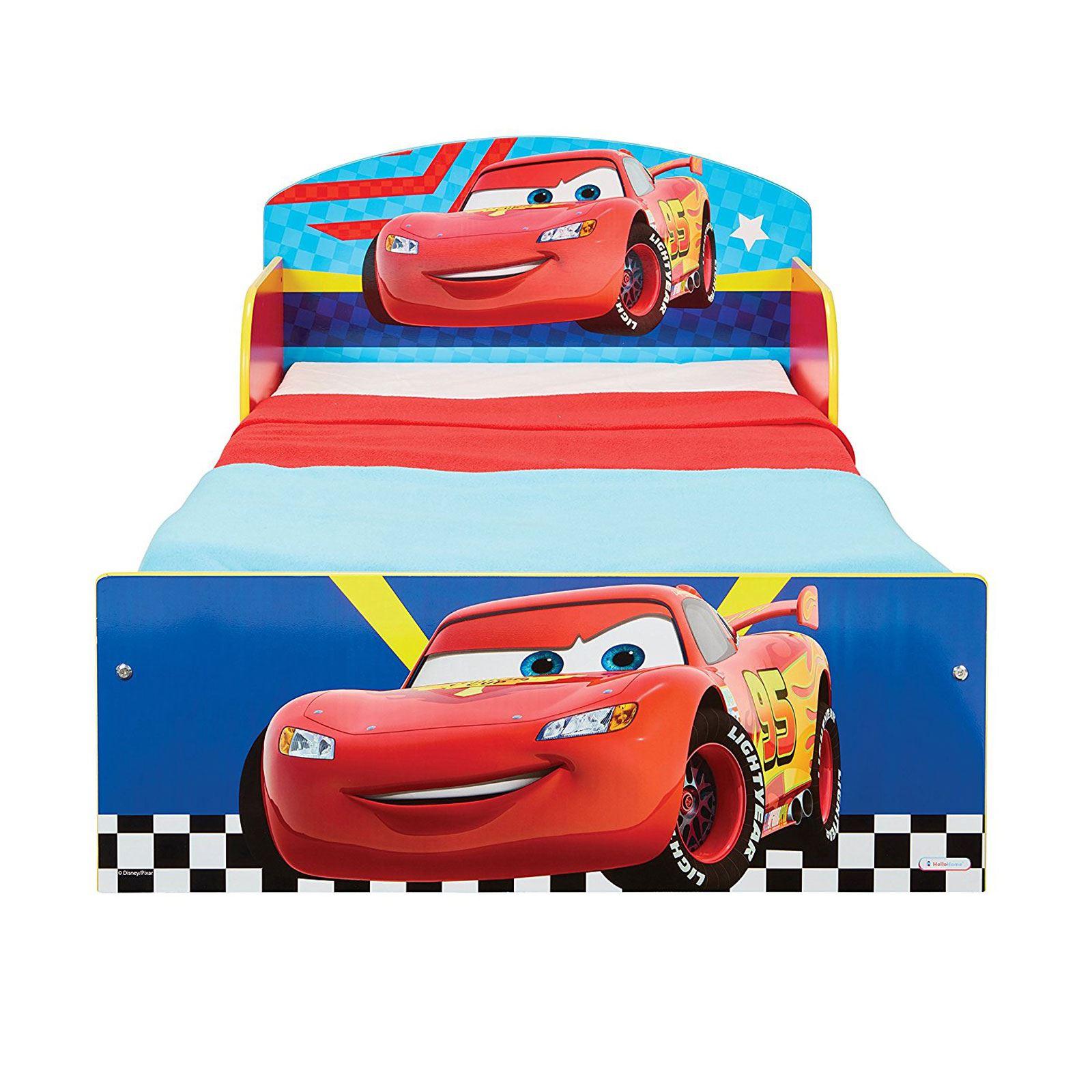 miniatura 6 - KIDS CHARACTER TODDLER BEDS - BOYS GIRLS BEDROOM DISNEY