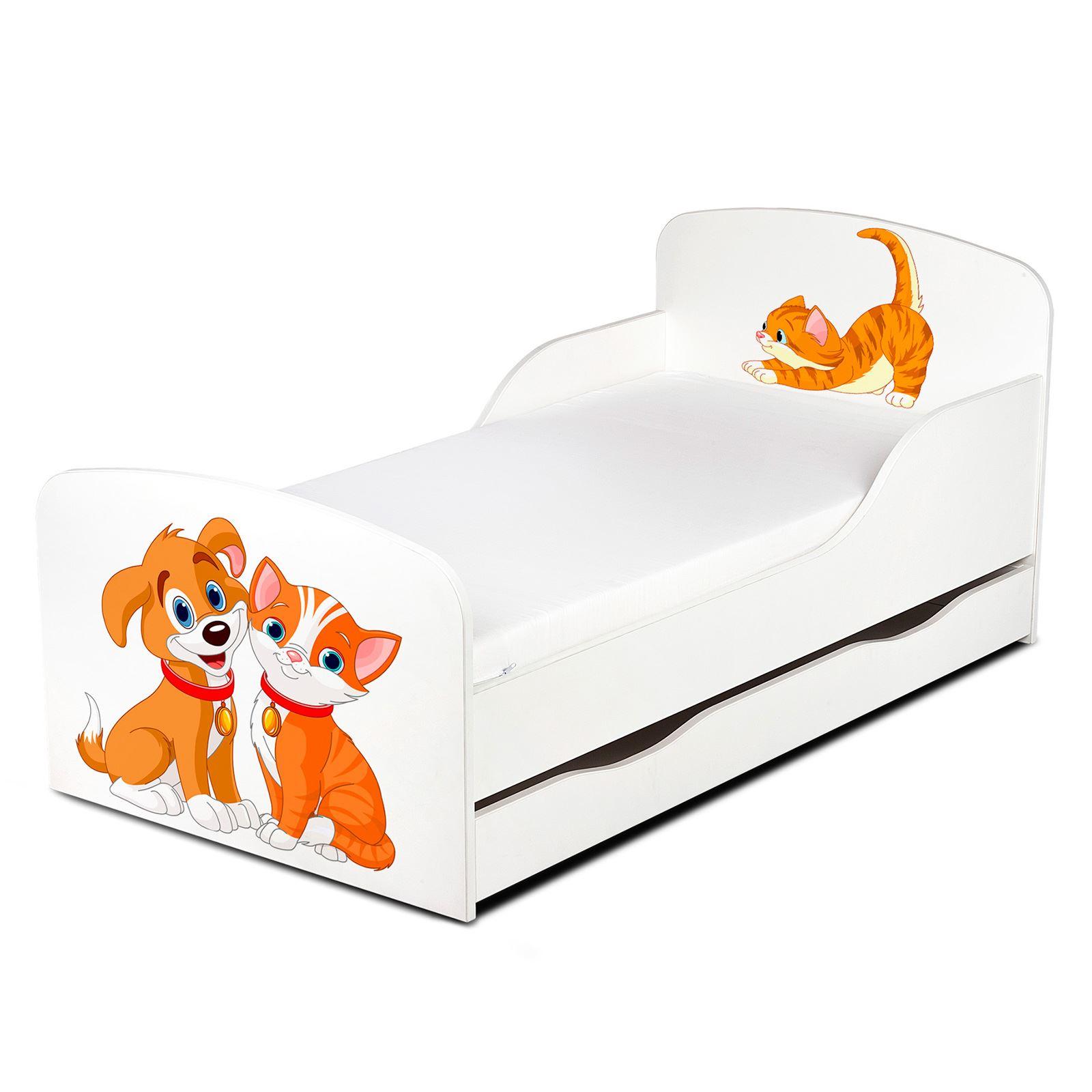 pricerighthome katze und hund kleinkind bett mit lager und. Black Bedroom Furniture Sets. Home Design Ideas
