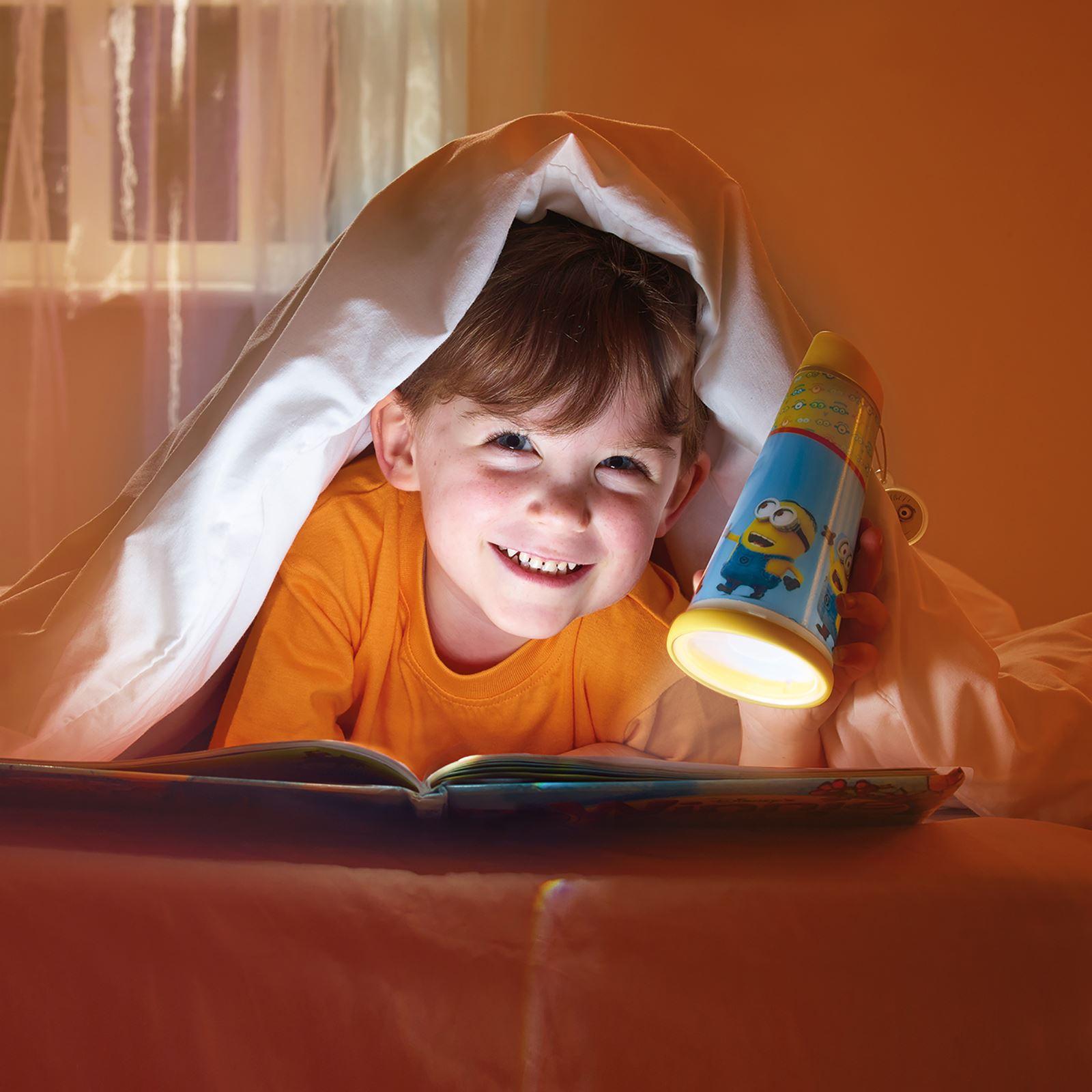 Indexbild 9 - Go Glow Nacht Beam Kipp Torch Beleuchtung Licht Kinder Schlafzimmer