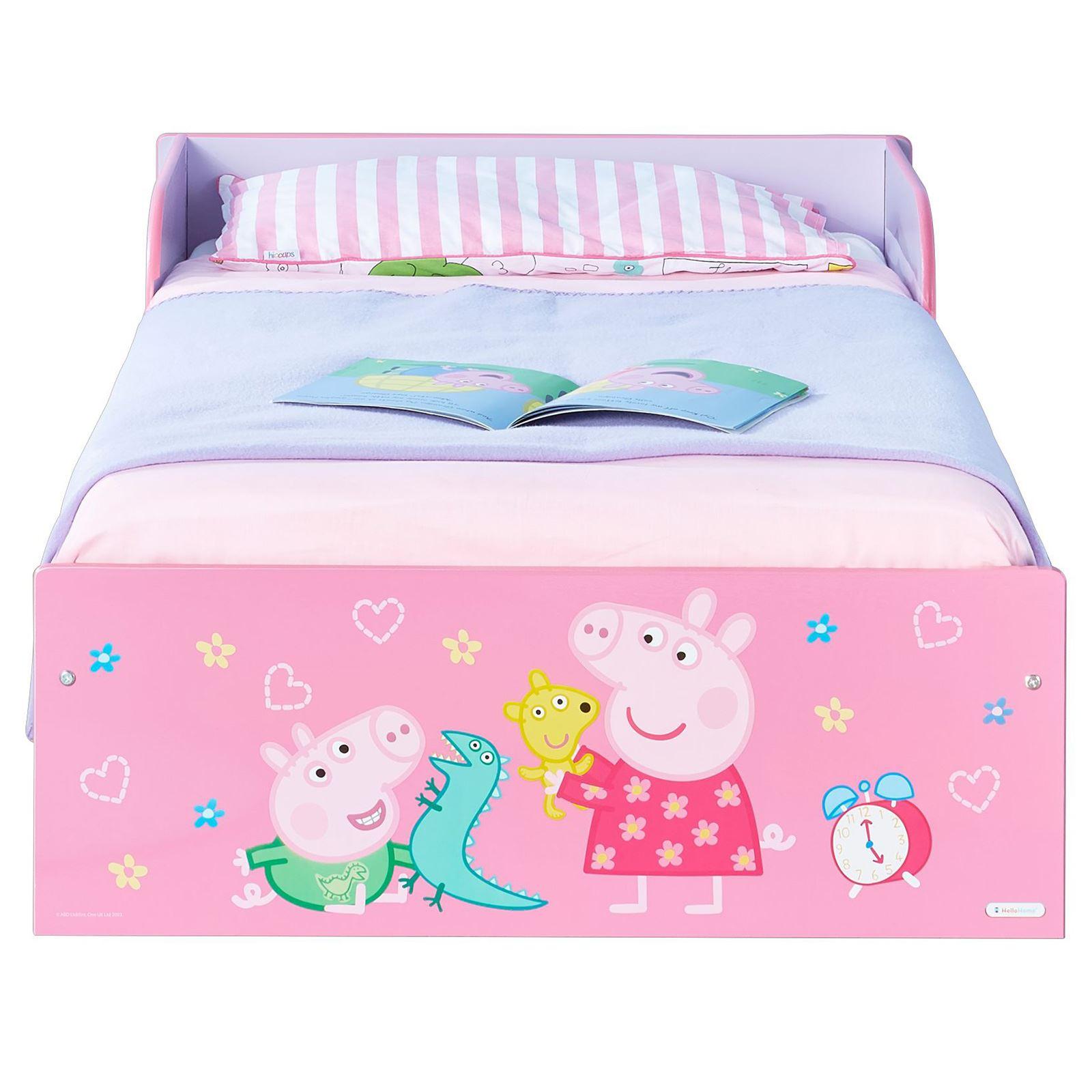 miniatura 58 - KIDS CHARACTER TODDLER BEDS - BOYS GIRLS BEDROOM DISNEY