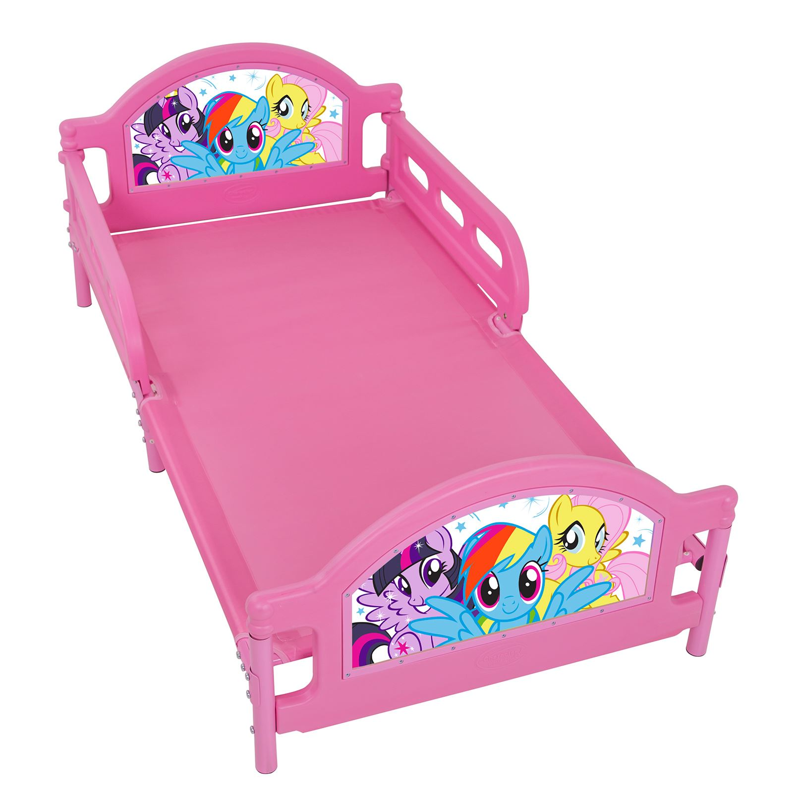 my little pony junior kleinkind bett deluxe matratze. Black Bedroom Furniture Sets. Home Design Ideas