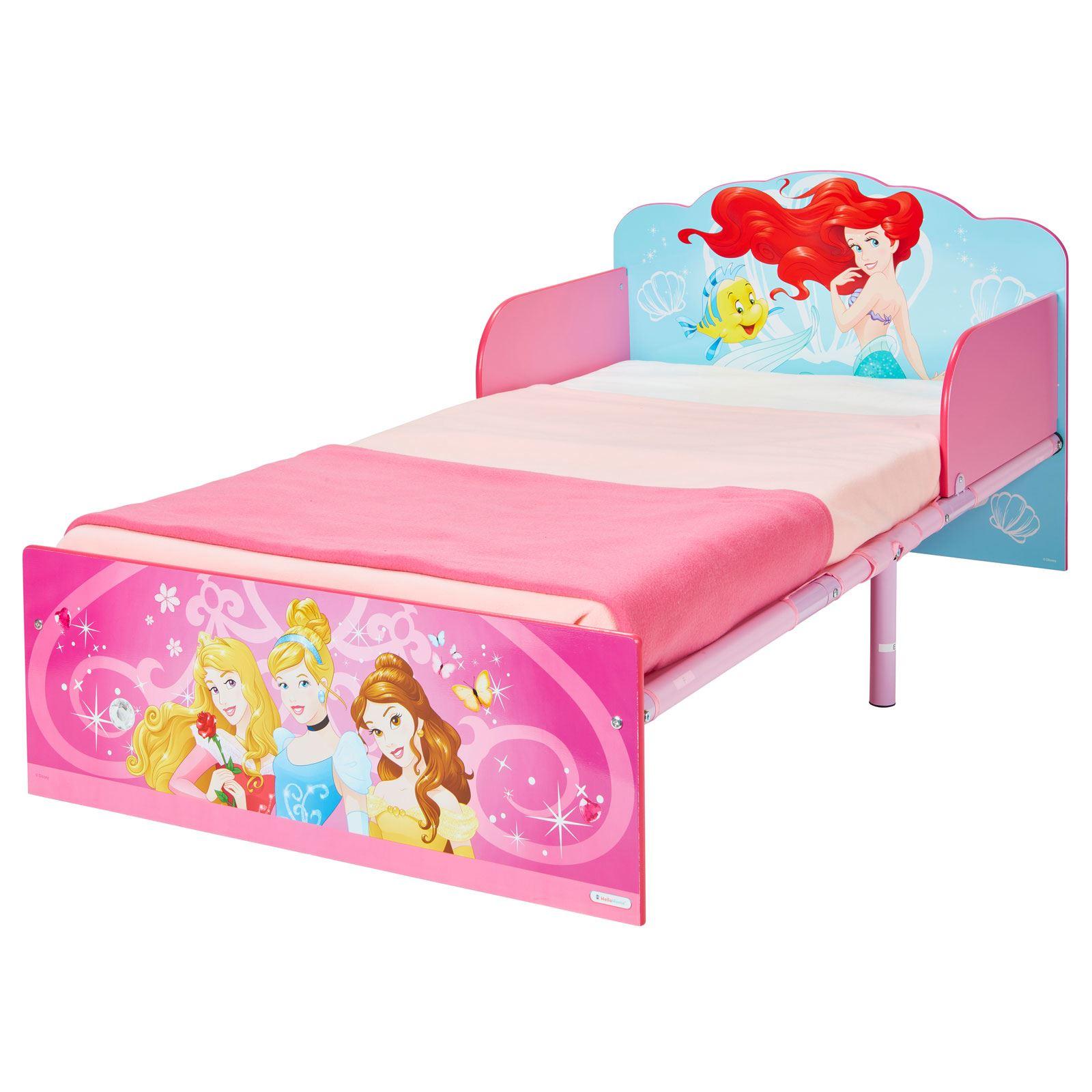 miniatura 17 - KIDS CHARACTER TODDLER BEDS - BOYS GIRLS BEDROOM DISNEY