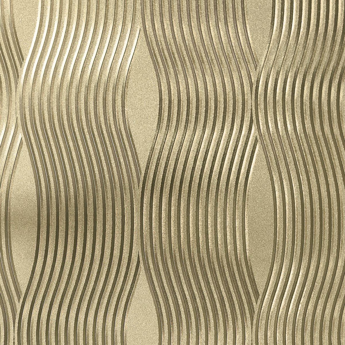 Arthouse-Feuille-Metallique-Vinyle-Papier-Peint-3-Designs-ROSE-GOLD-SILVER-amp-plus
