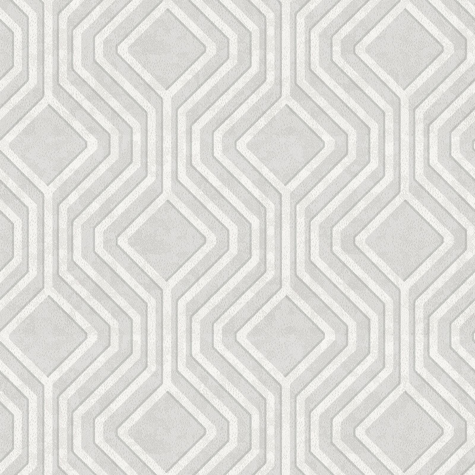 papier peint g om trique paillet metalique chevron toiles diamant treillage ebay. Black Bedroom Furniture Sets. Home Design Ideas
