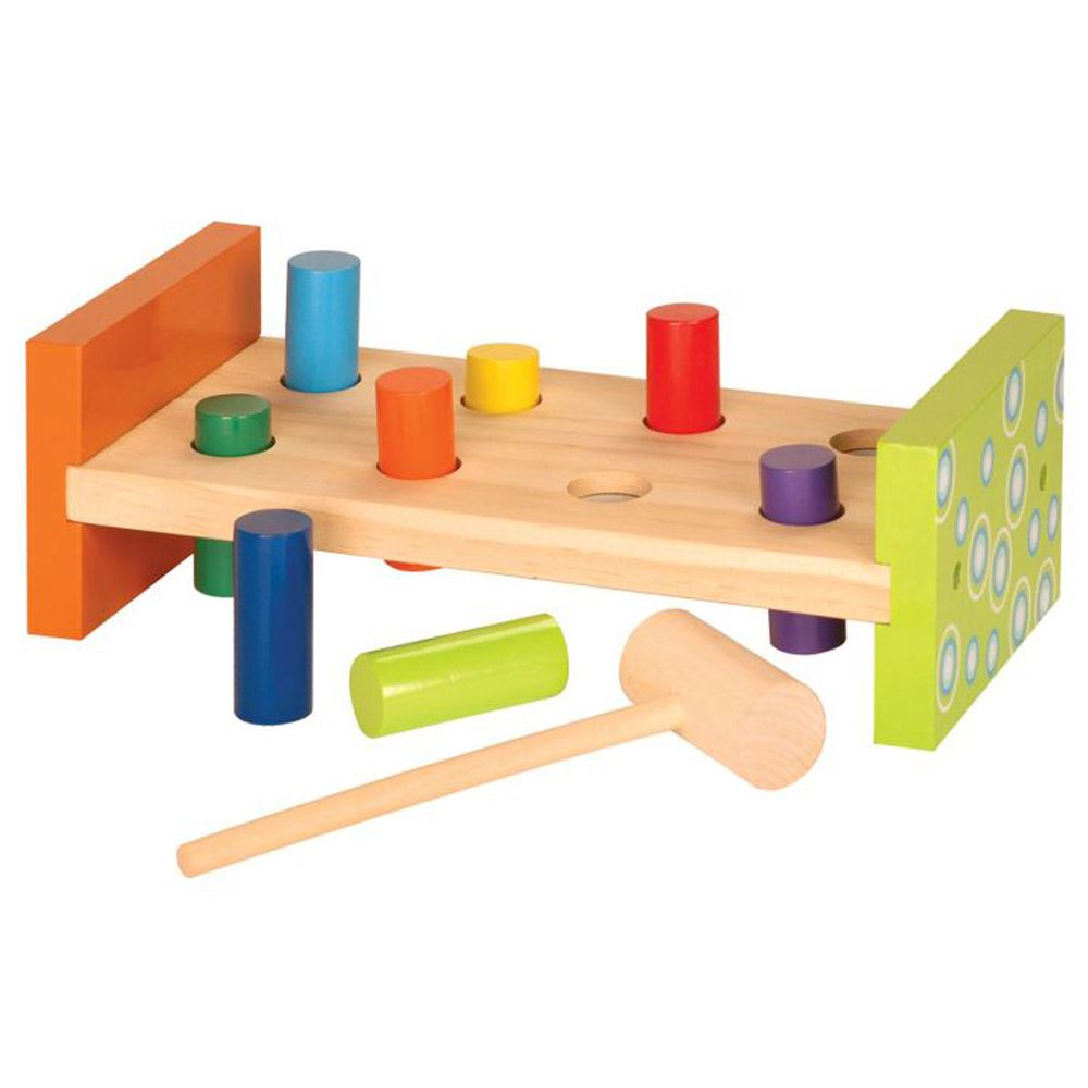 Wooden Learning Toys : Leomark kids wooden toys education learning activity