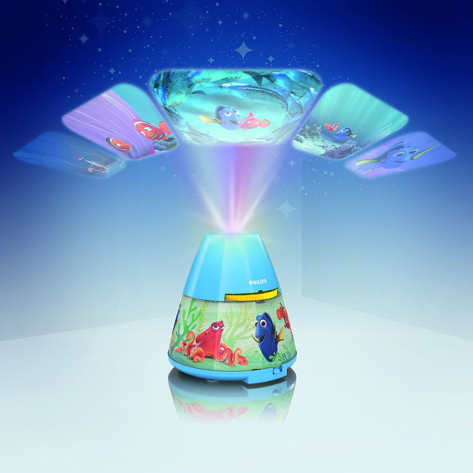 Philips Night Light Projector Finding Dory Star Wars