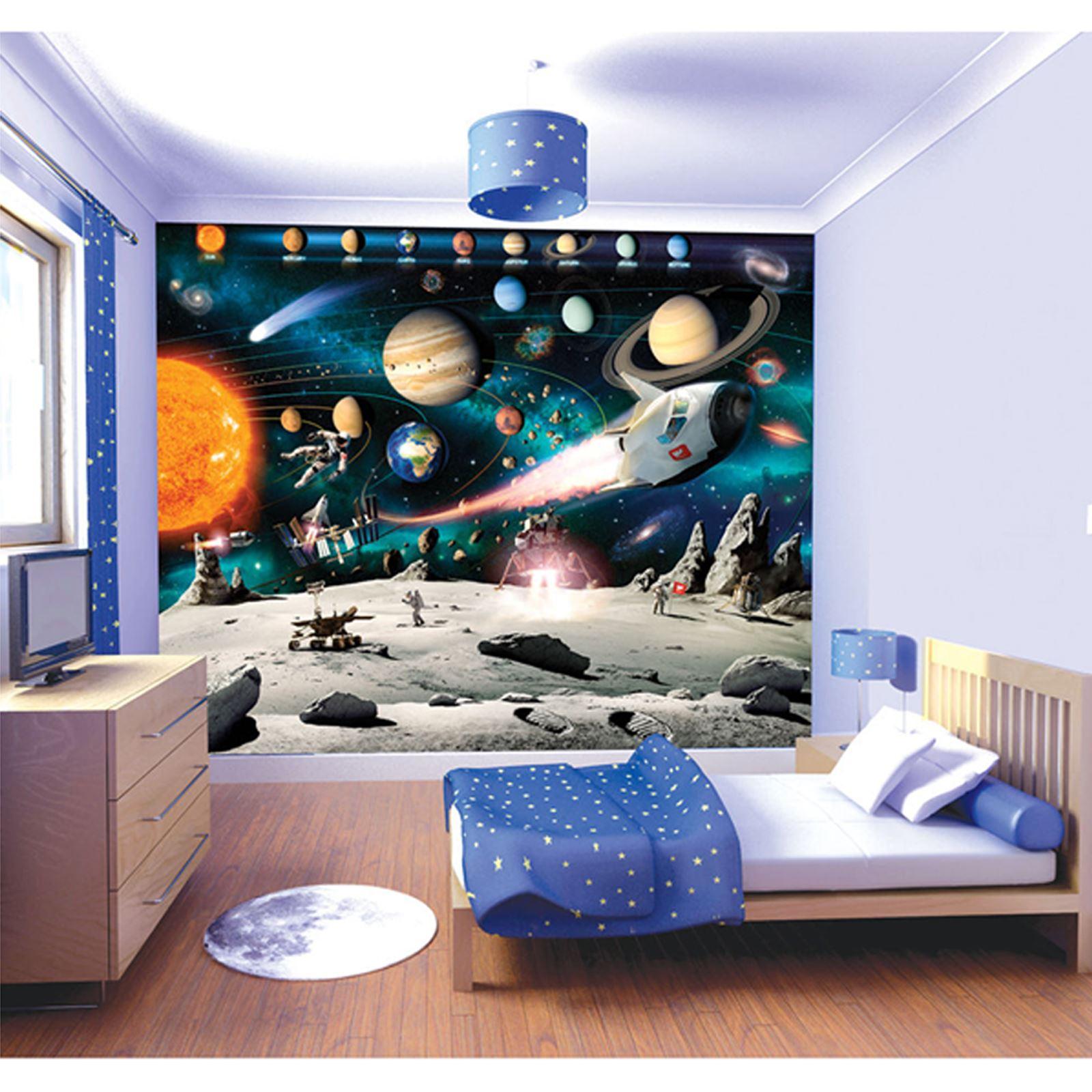 Walltastic Tapete Wandschmuck Kinder Schlafzimmer – Peppa, Avengers ...