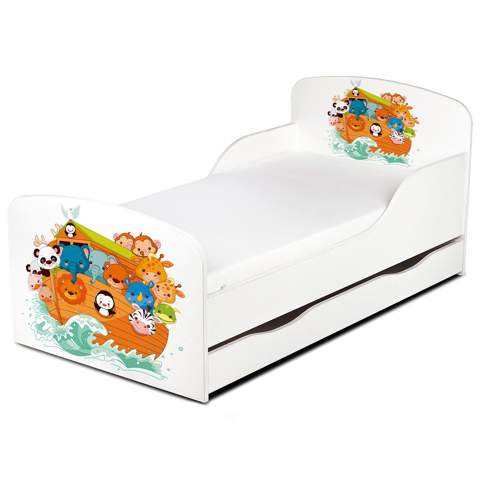 prh kleinkind junior m dchen jungen bett unterbett aufbewahrung schaum ebay. Black Bedroom Furniture Sets. Home Design Ideas